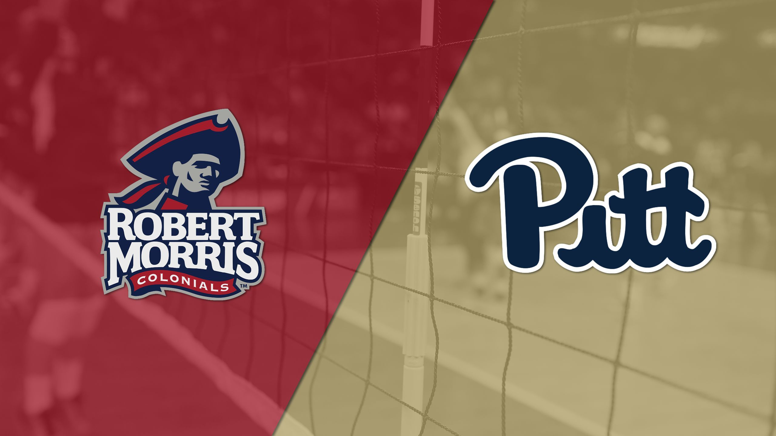 Robert Morris vs. Pittsburgh (W Volleyball)