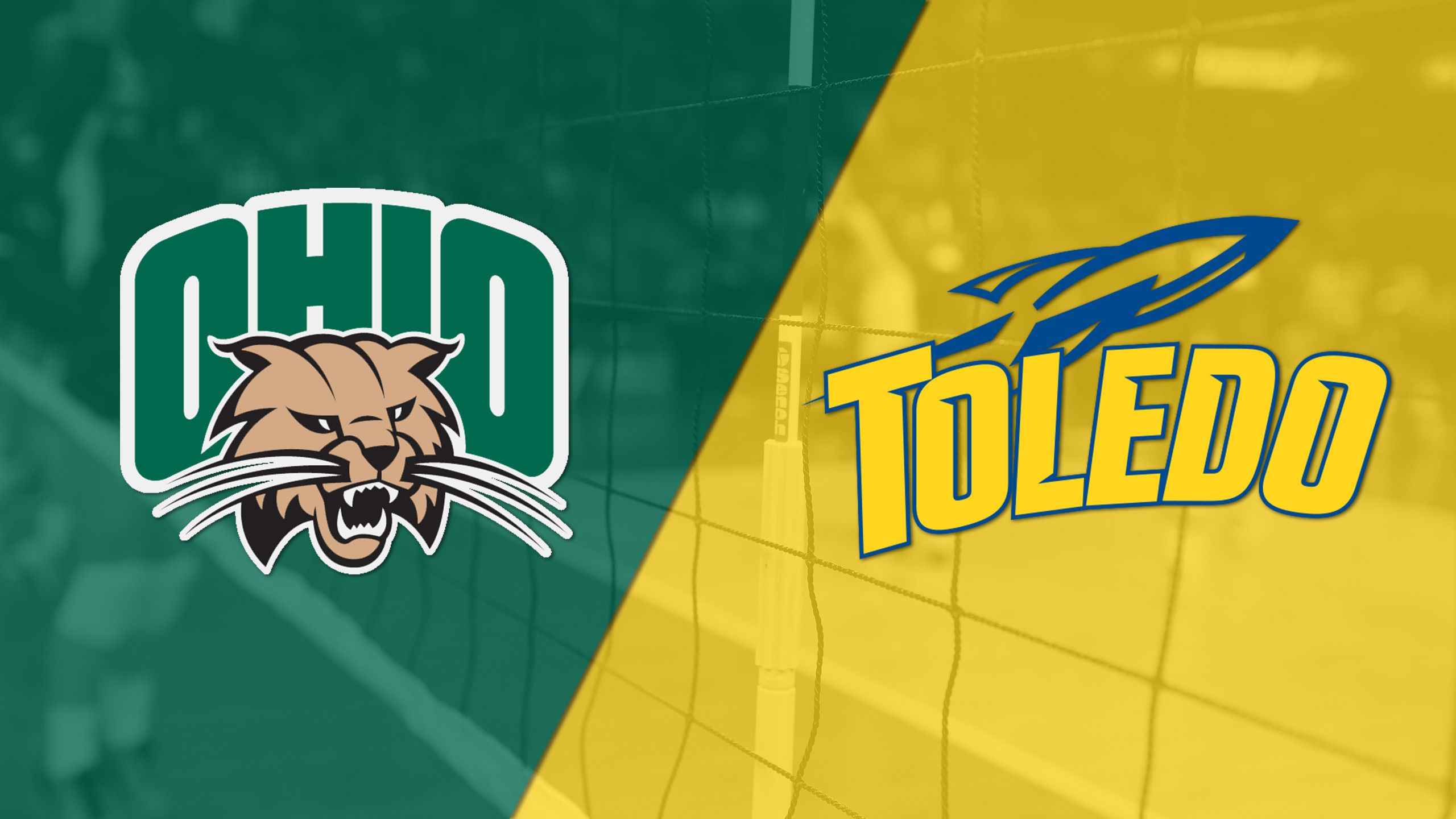 Ohio vs. Toledo (W Volleyball)