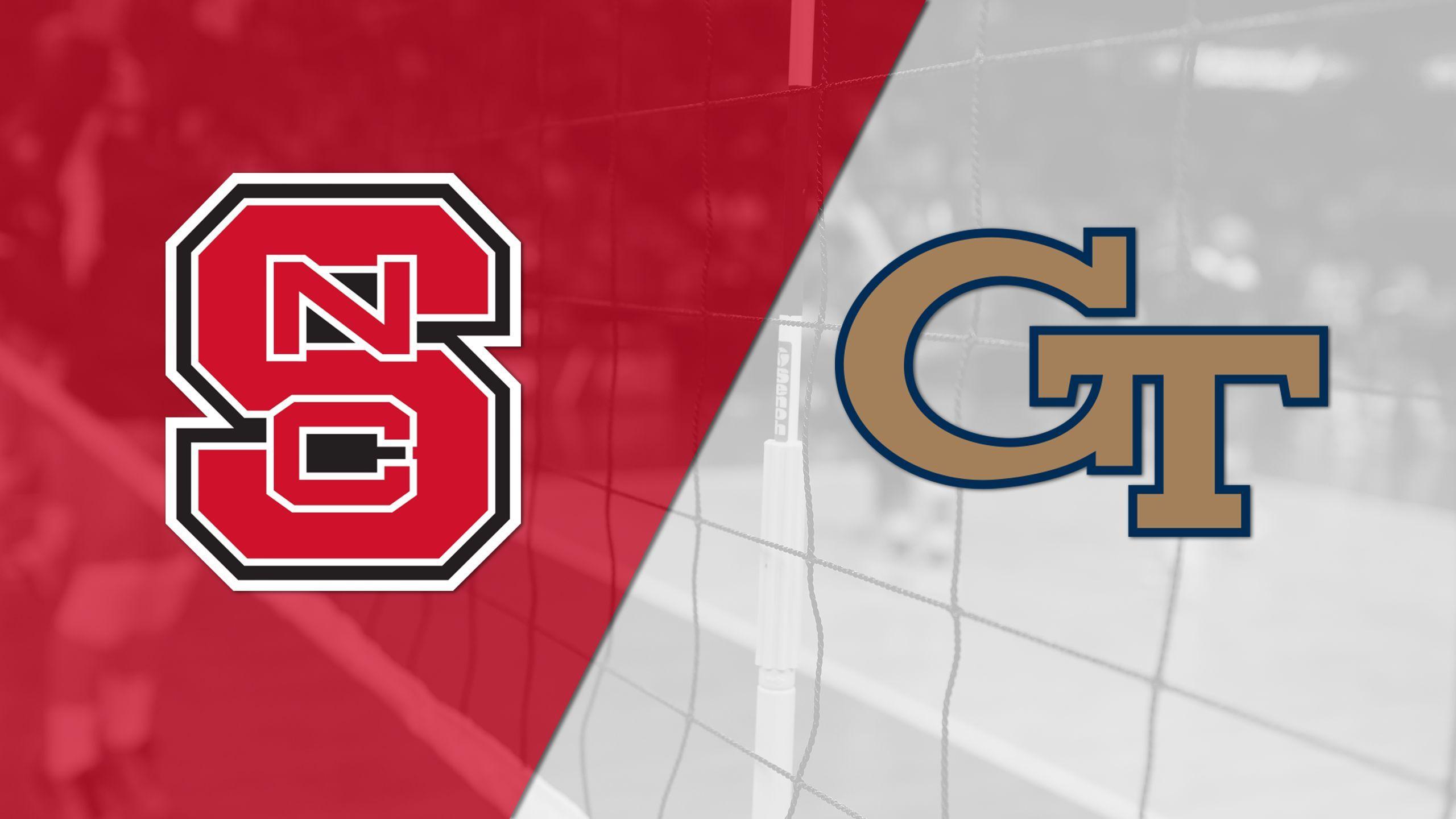 NC State vs. Georgia Tech (W Volleyball)