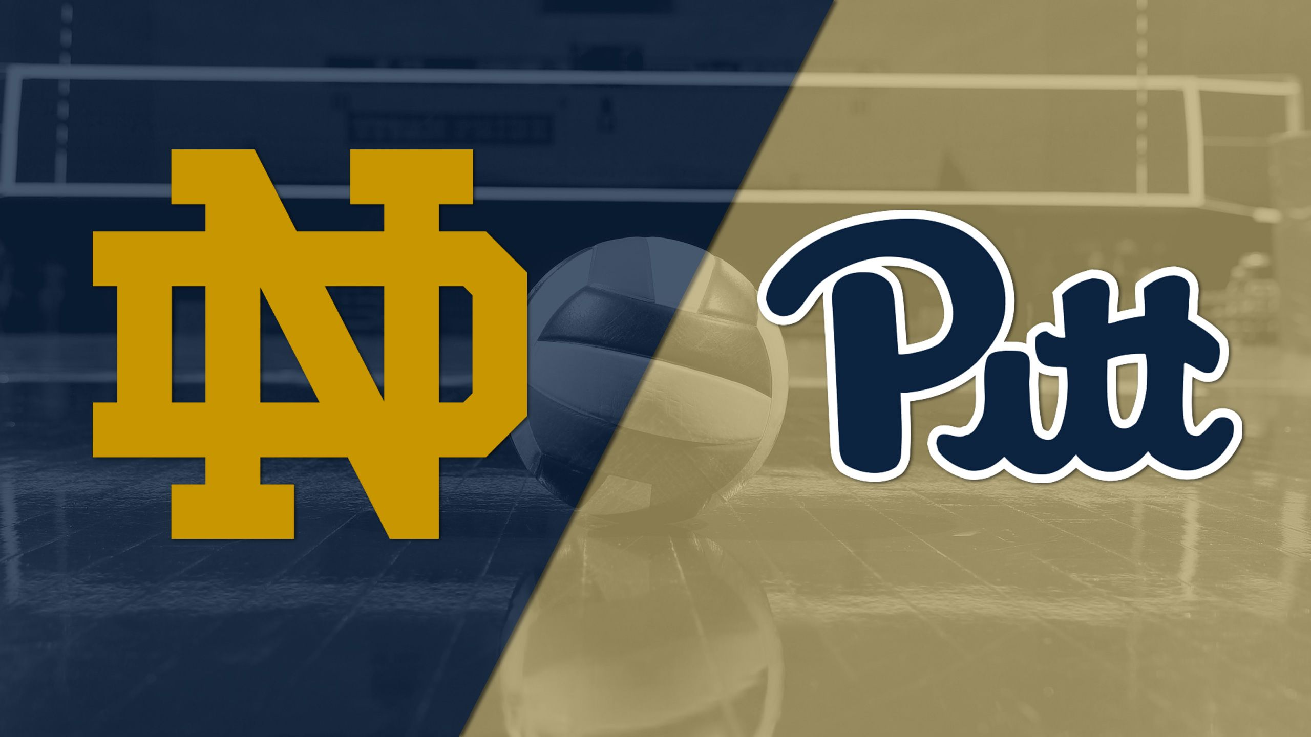 Notre Dame vs. Pittsburgh (W Volleyball)