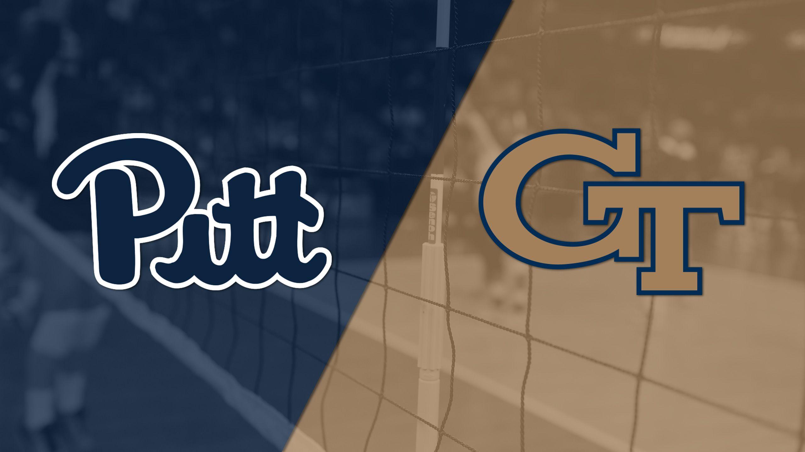 Pittsburgh vs. Georgia Tech (W Volleyball)
