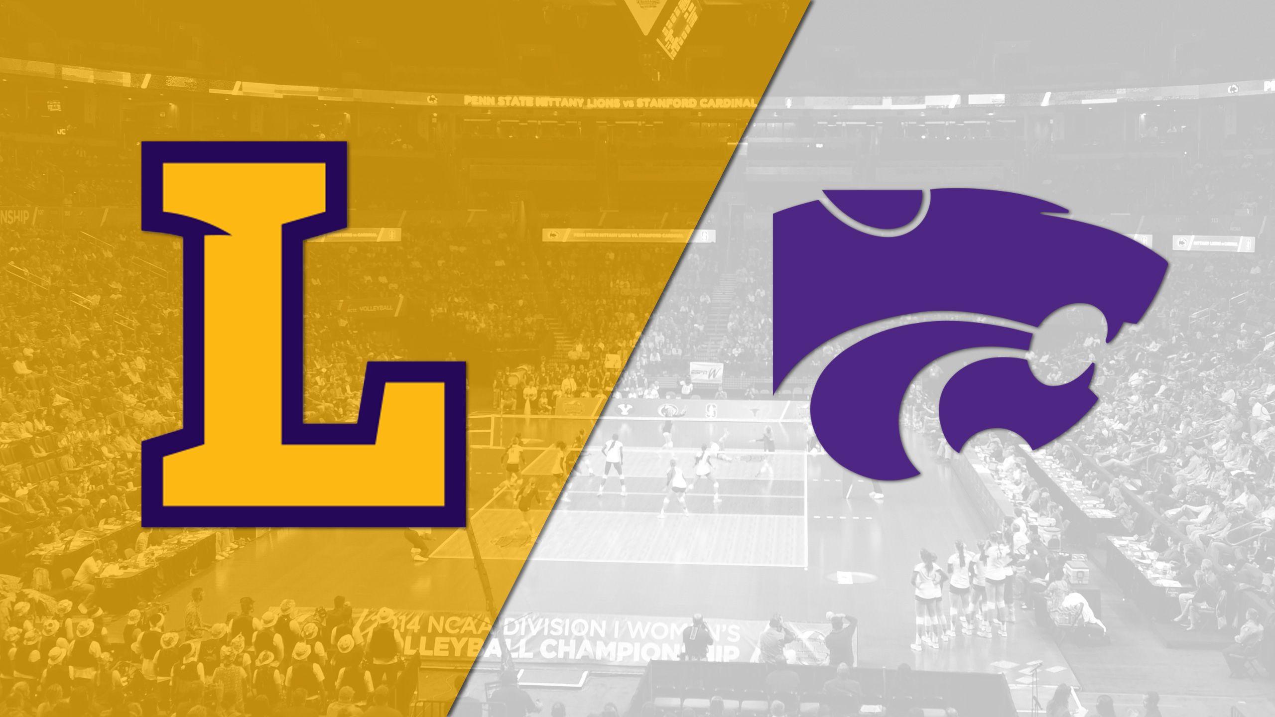 Lipscomb vs. Kansas State (First Round) (NCAA Volleyball Championship)