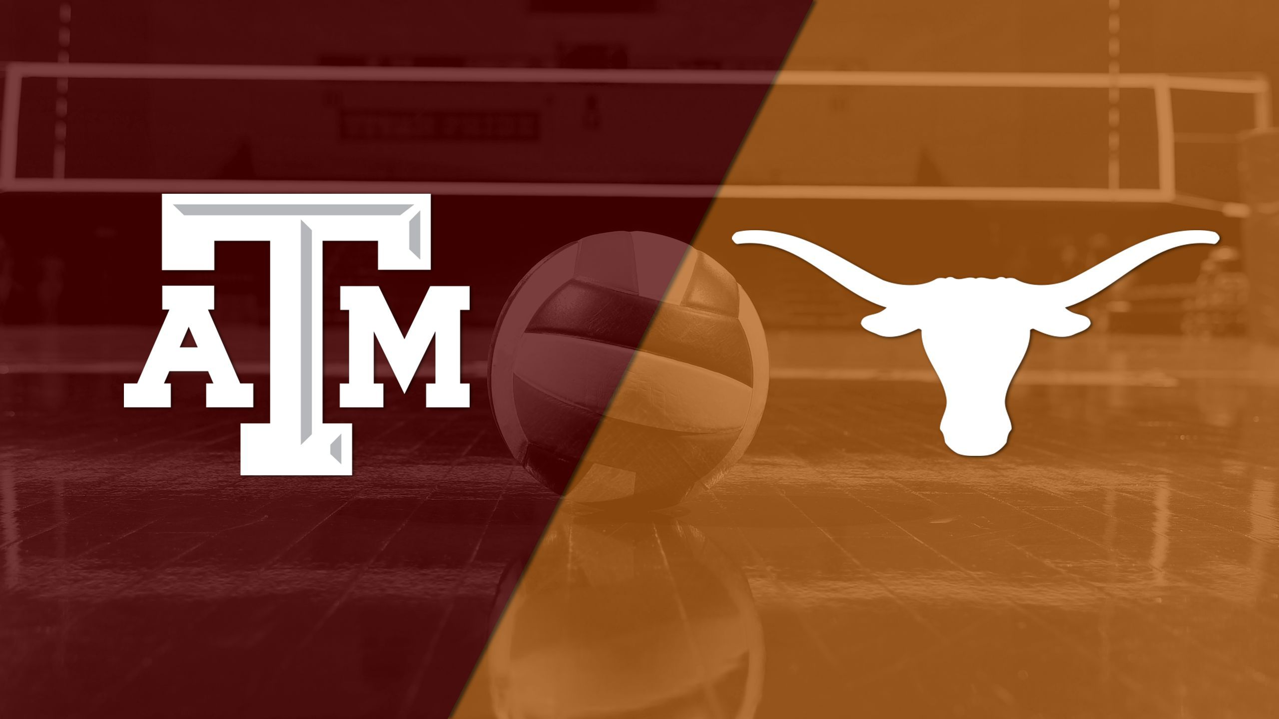 Texas A&M vs. Texas (W Volleyball) (re-air)