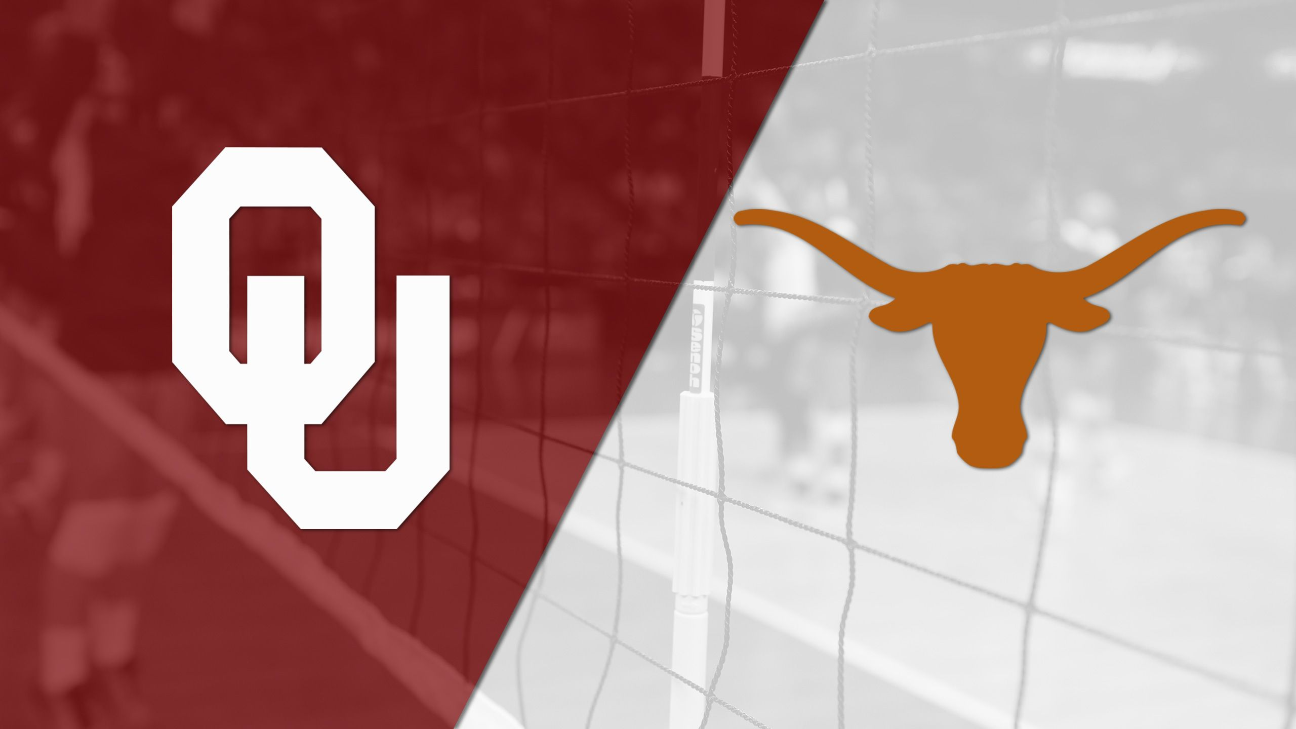 Oklahoma vs. Texas (W Volleyball) (re-air)