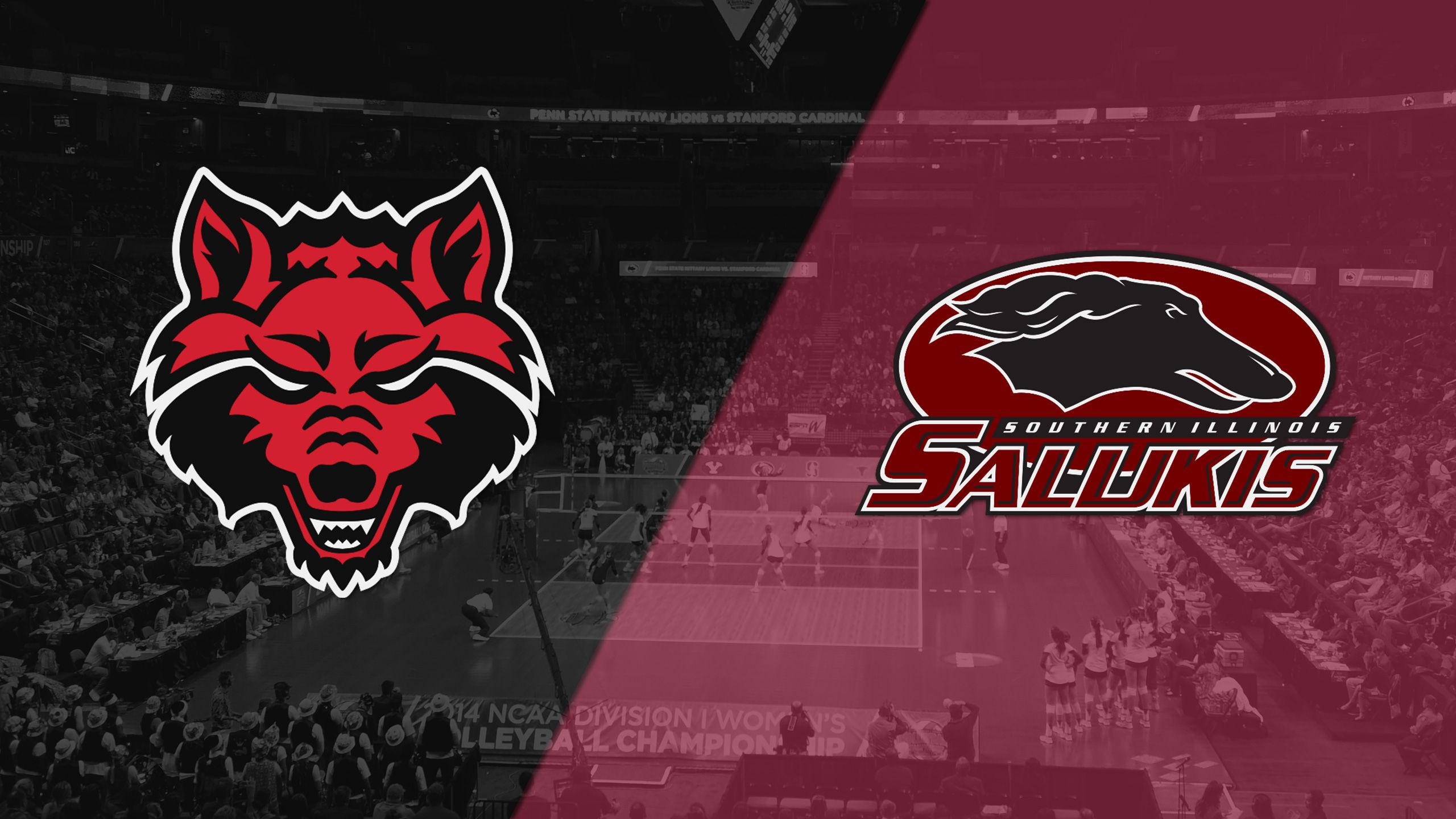 Arkansas State vs. Southern Illinois (W Volleyball)