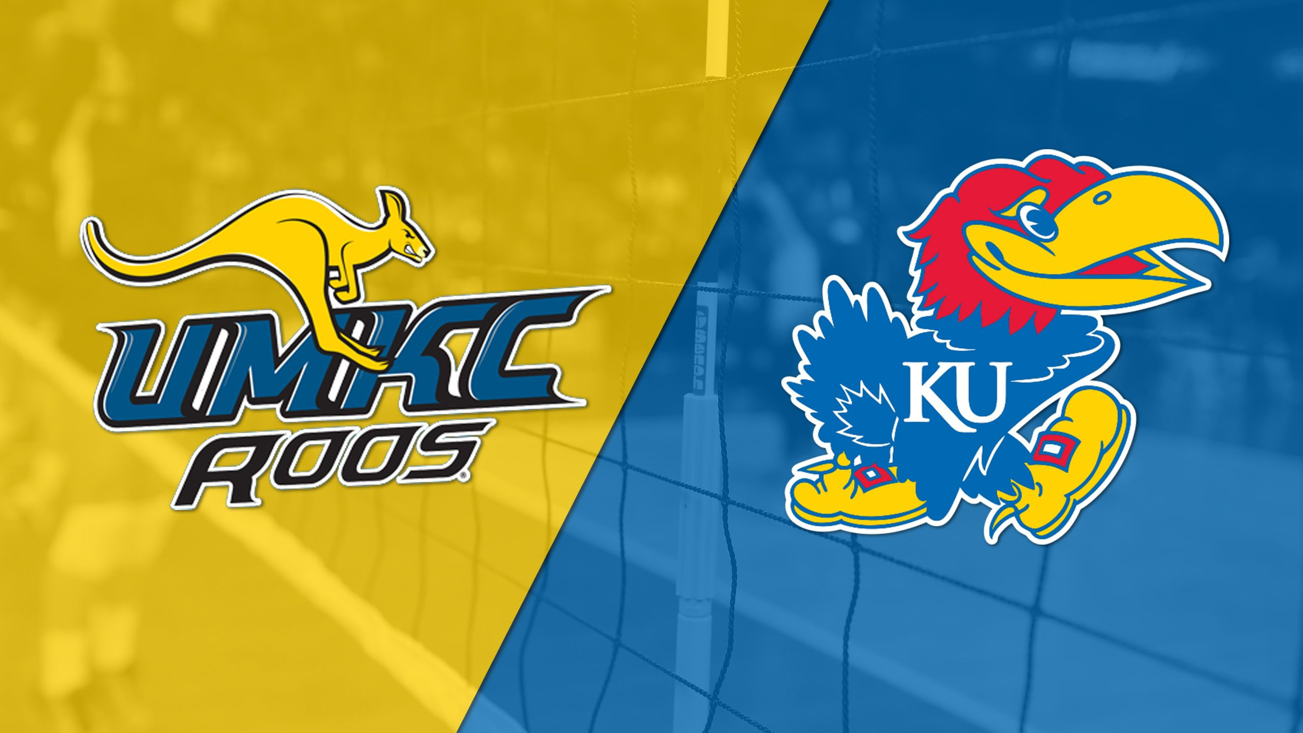 UMKC vs. #8 Kansas (W Volleyball)