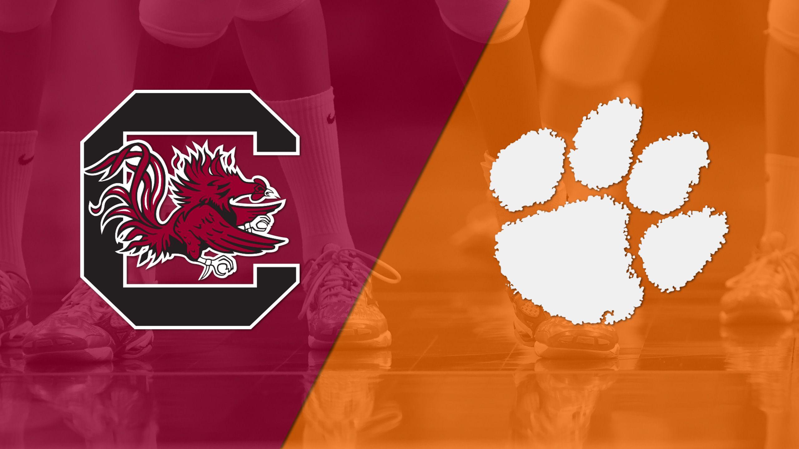 South Carolina vs. Clemson (W Volleyball)