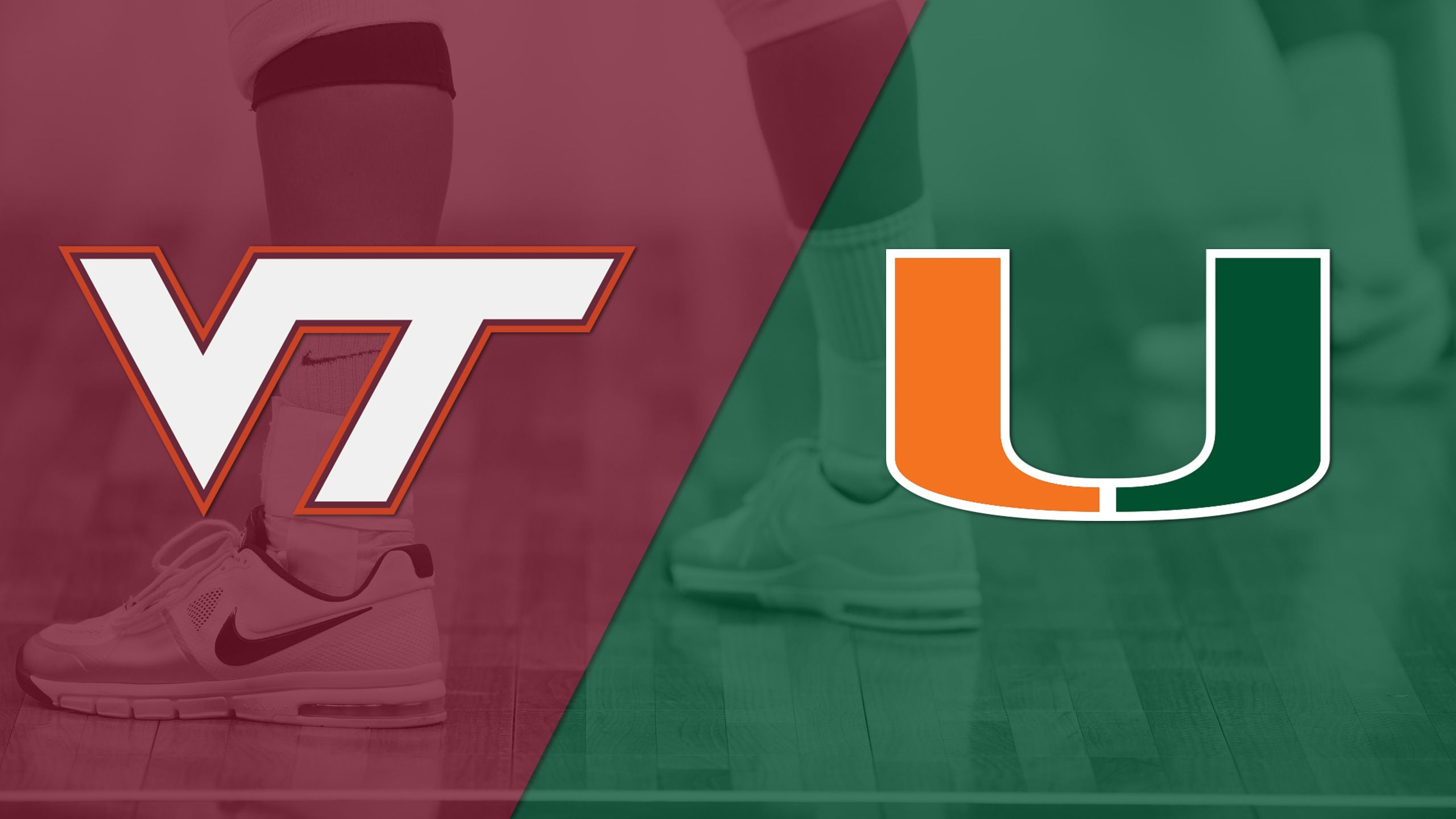 Virginia Tech vs. Miami (W Volleyball)