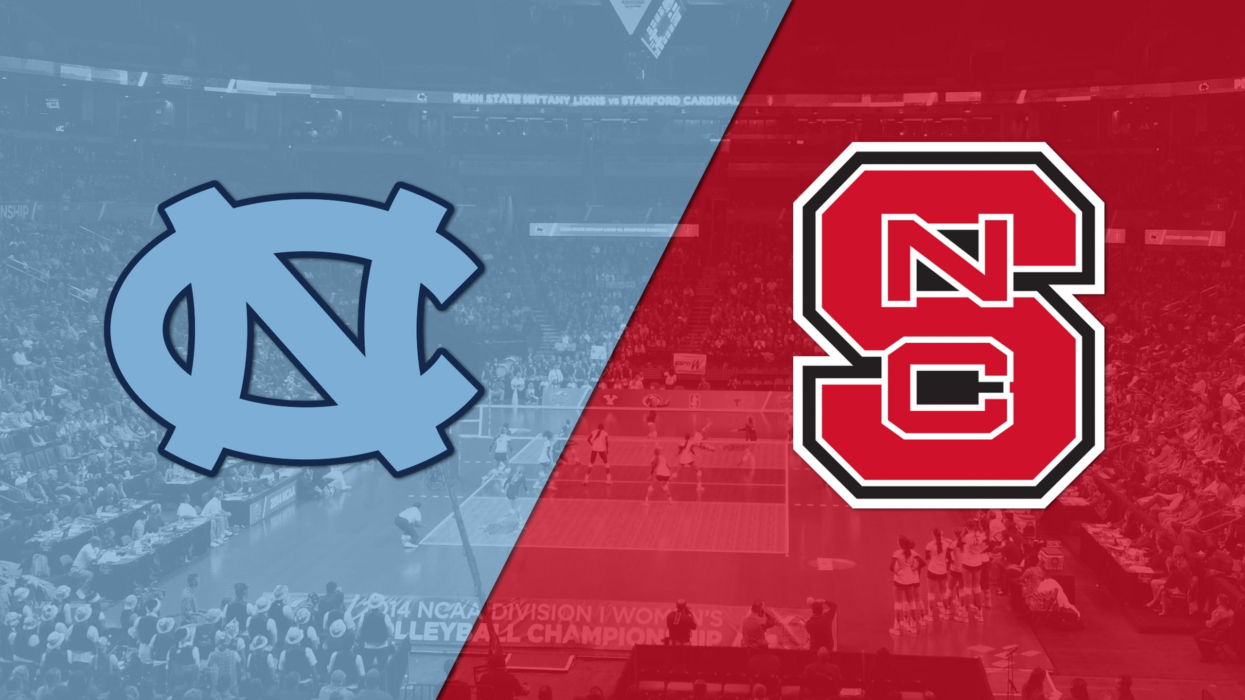 North Carolina vs. NC State (W Volleyball)