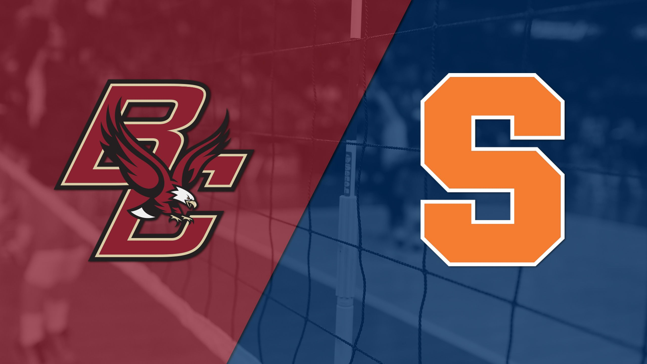 Boston College vs. Syracuse (W Volleyball)