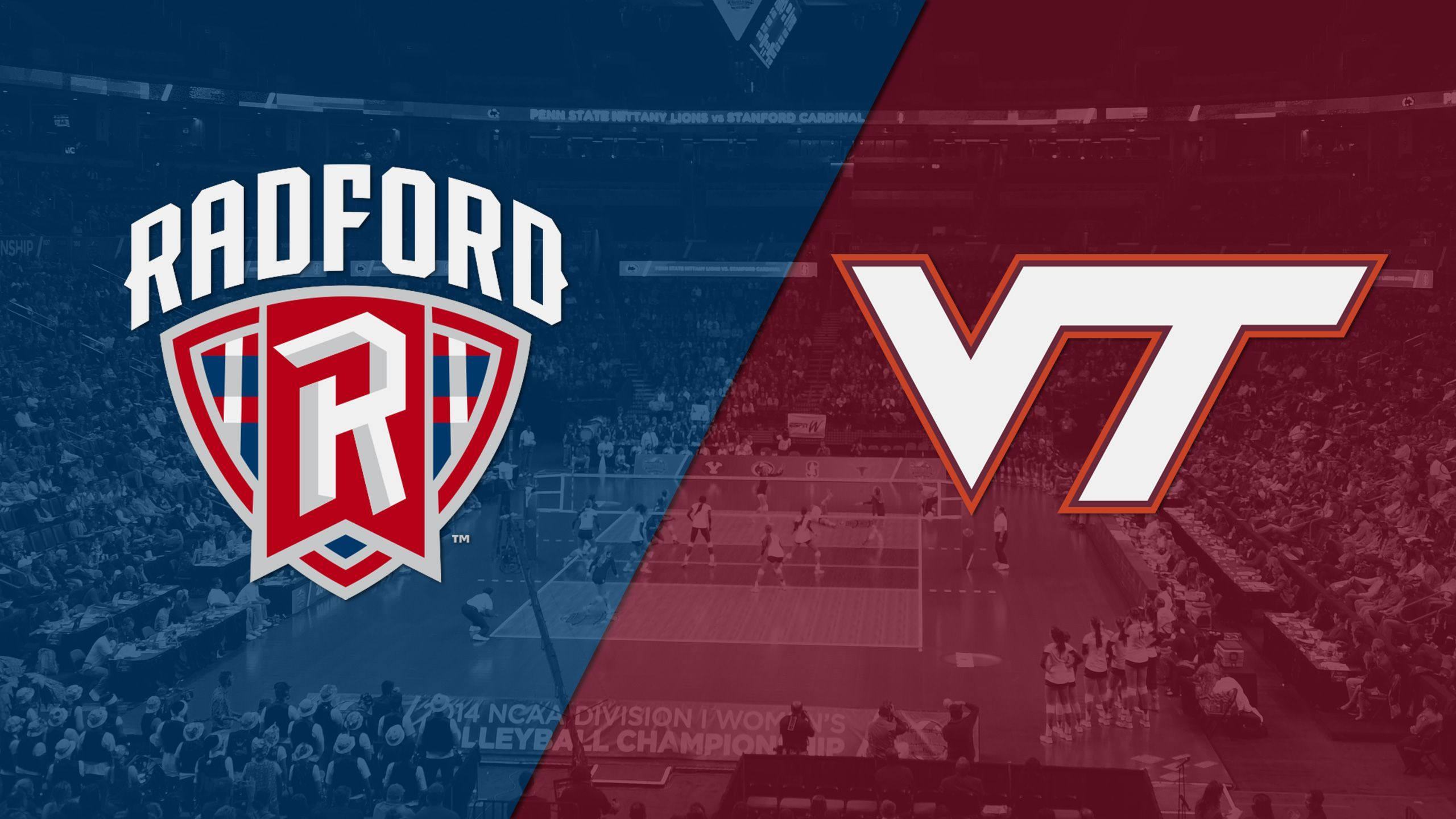 Radford vs. Virginia Tech (W Volleyball)