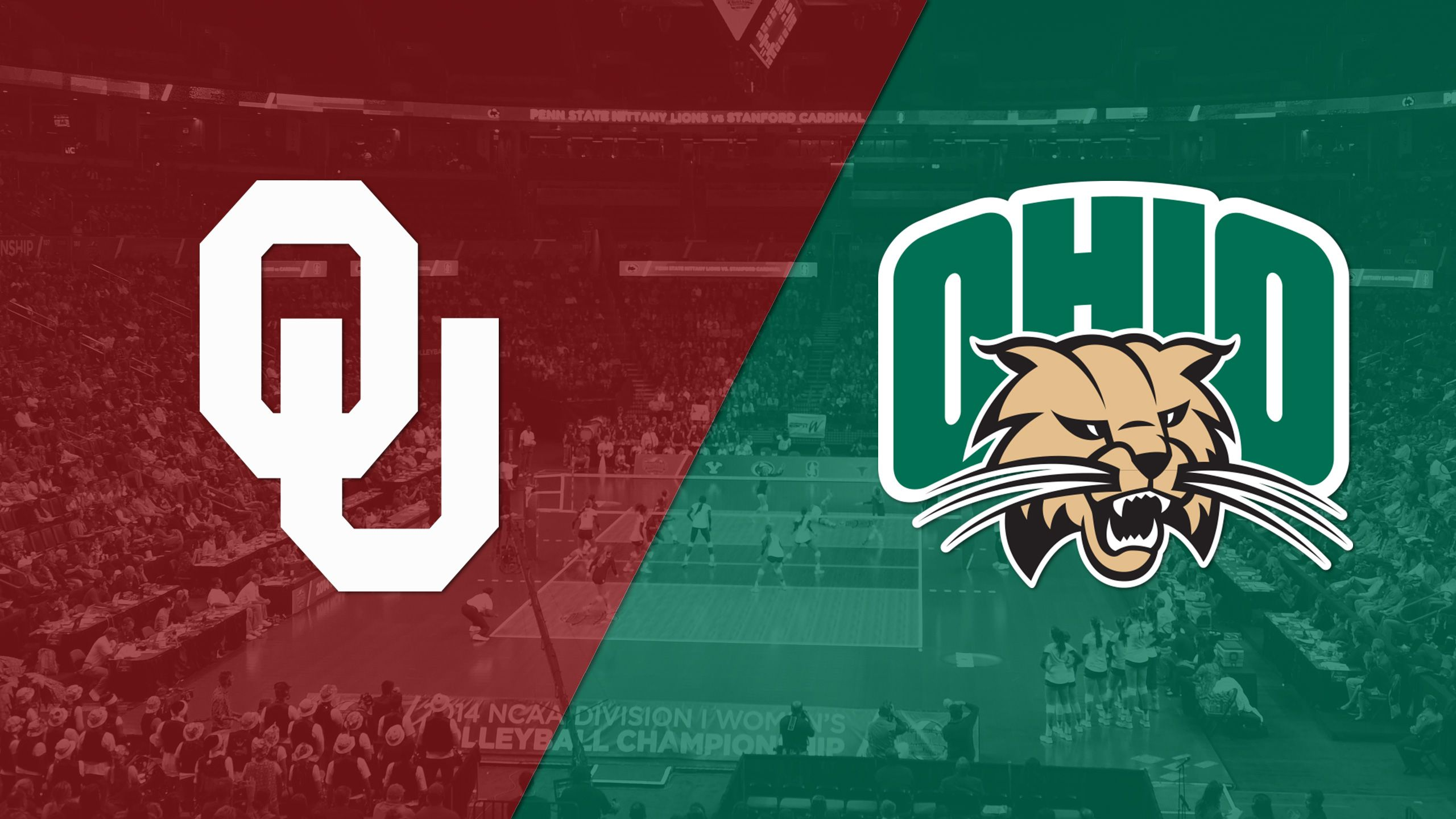 Oklahoma vs. Ohio (W Volleyball)