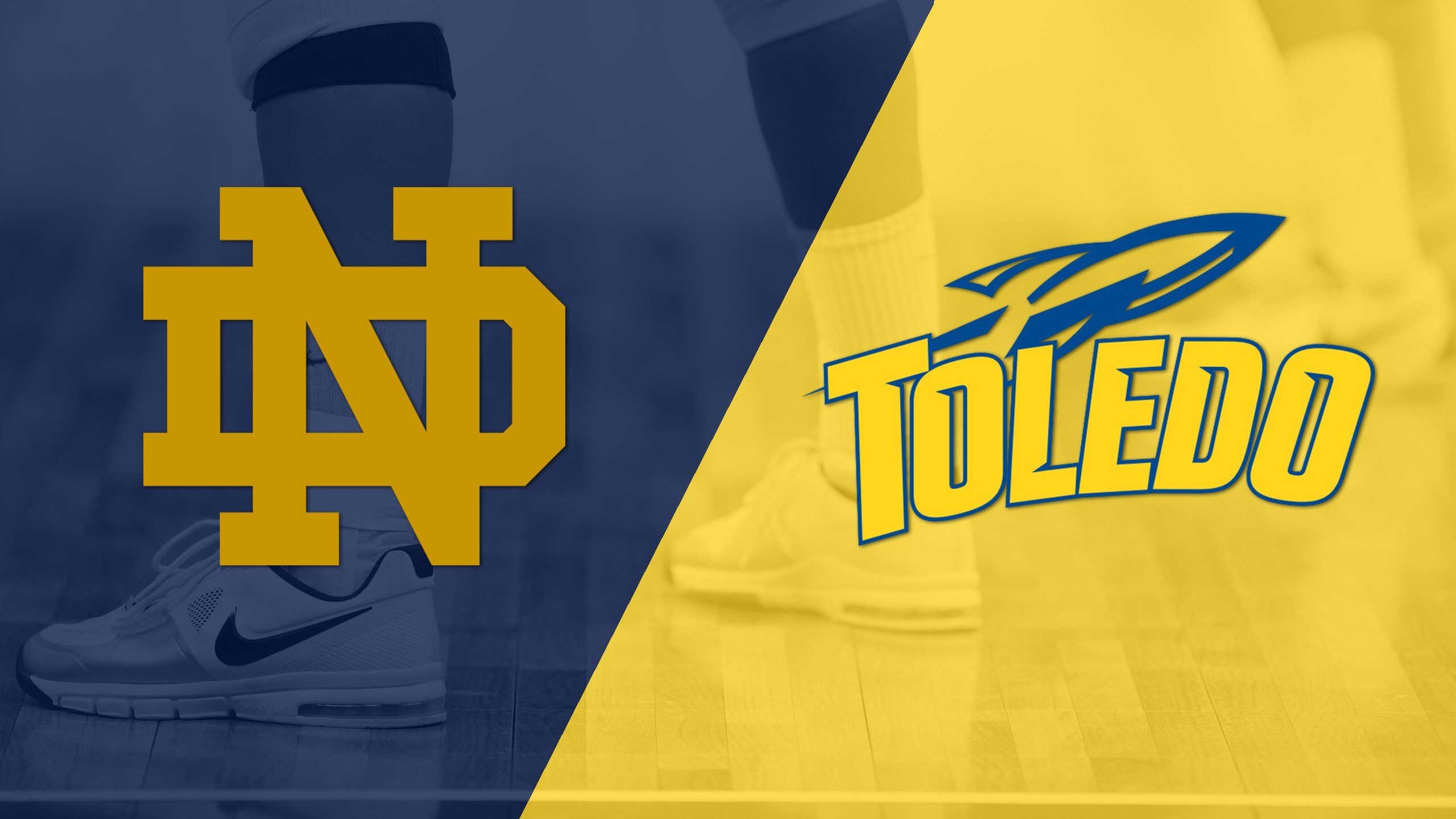 Notre Dame vs. Toledo (W Volleyball)