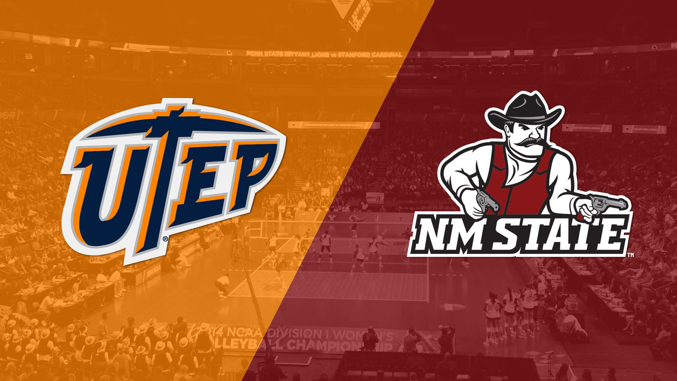 UTEP vs. New Mexico State (W Volleyball)