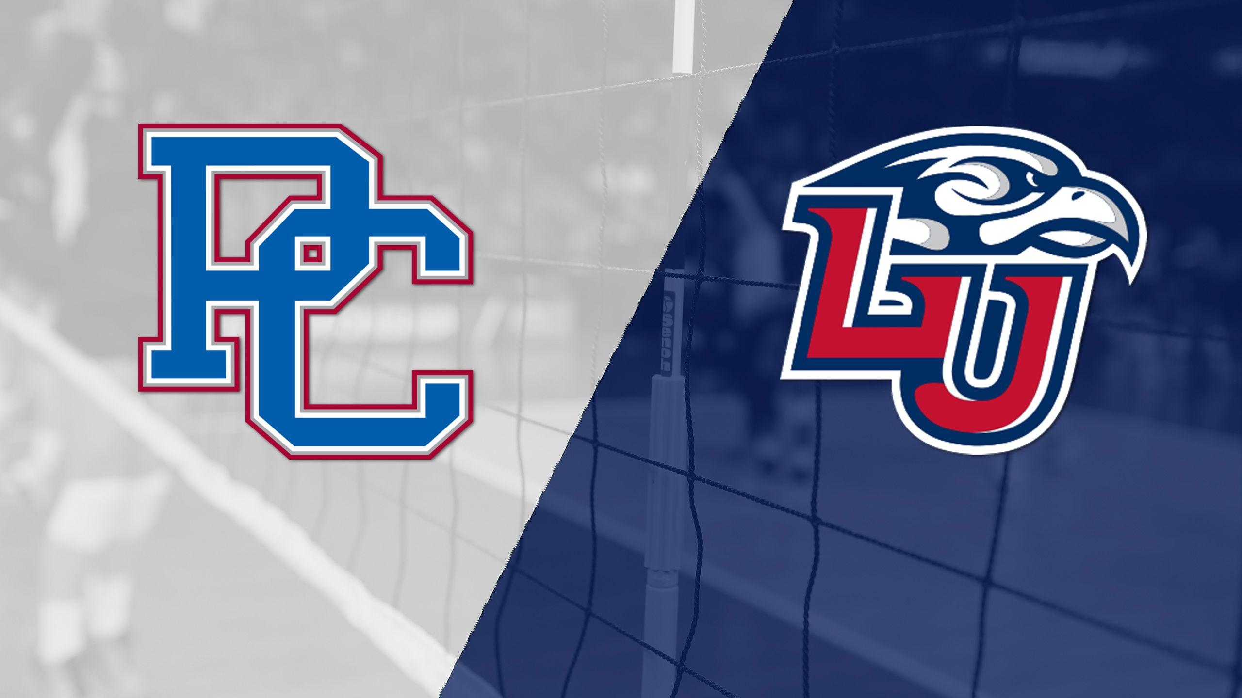 Presbyterian vs. Liberty (W Volleyball)