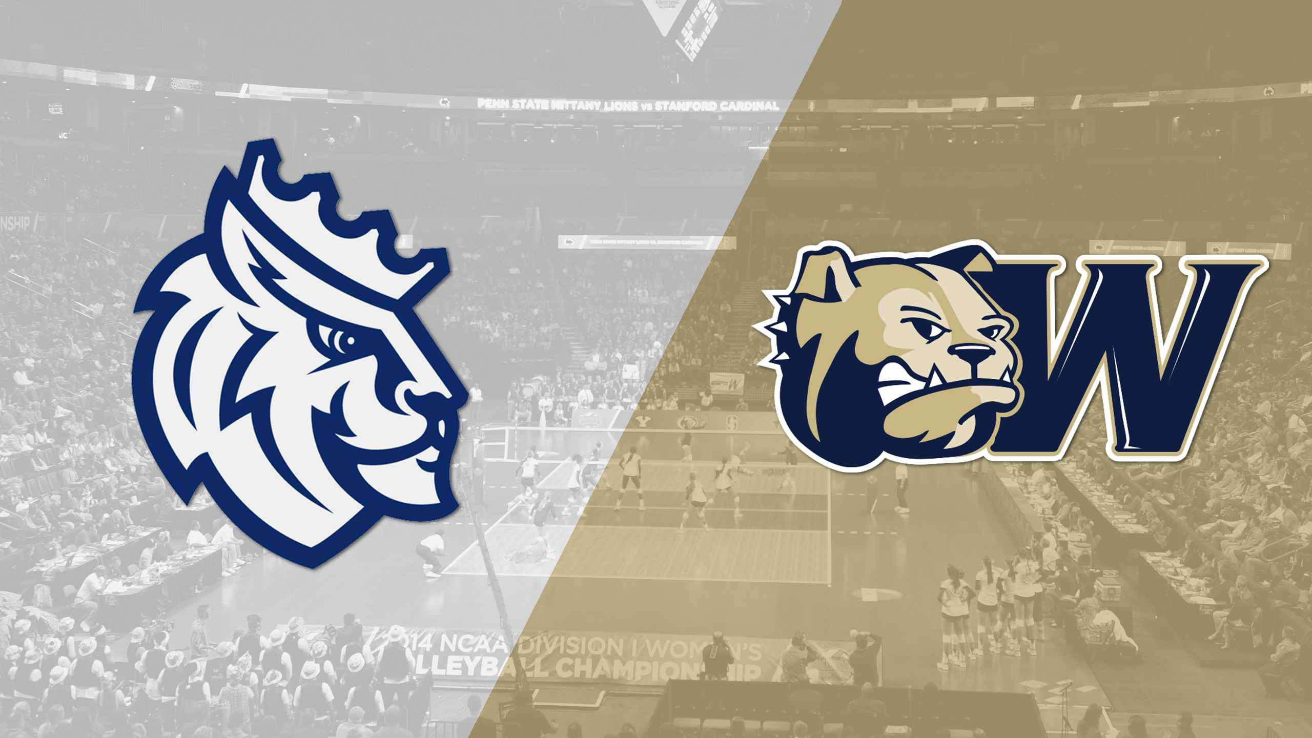Queens (NC) vs. Wingate (W Volleyball)