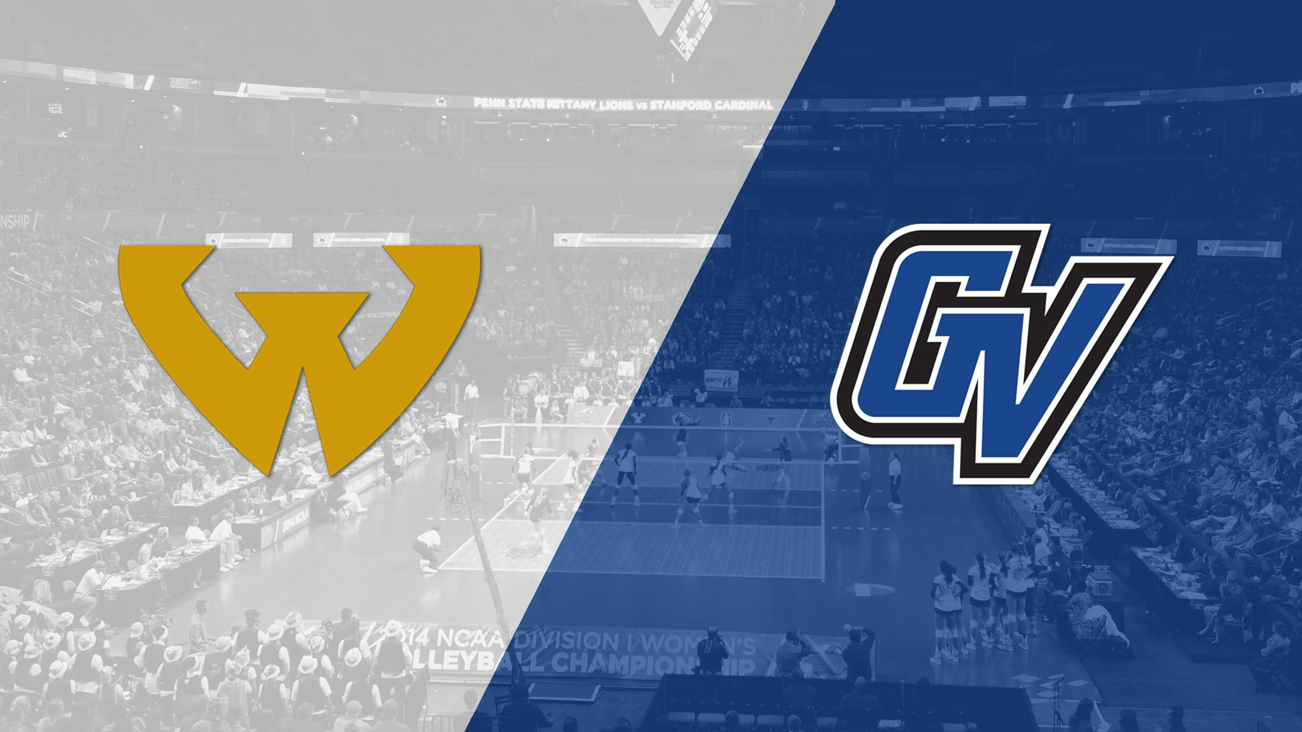 Wayne State vs. Grand Valley State (W Volleyball)