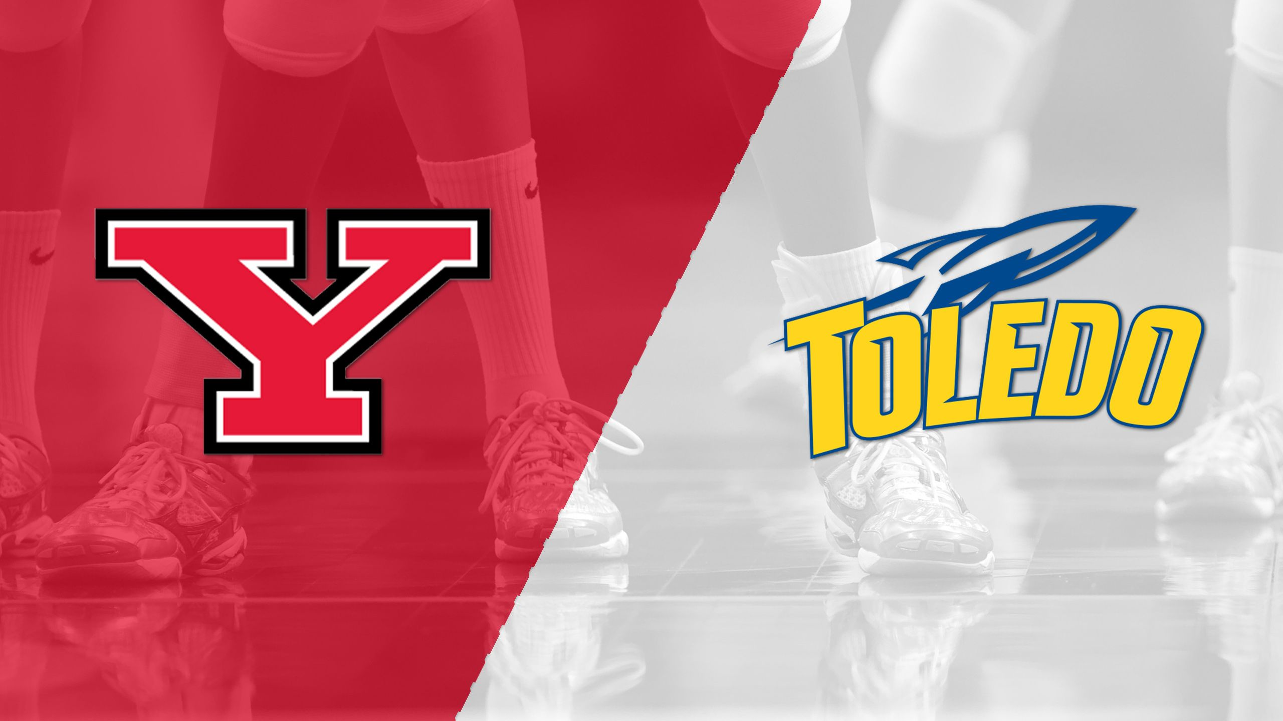 Youngstown State vs. Toledo (W Volleyball)