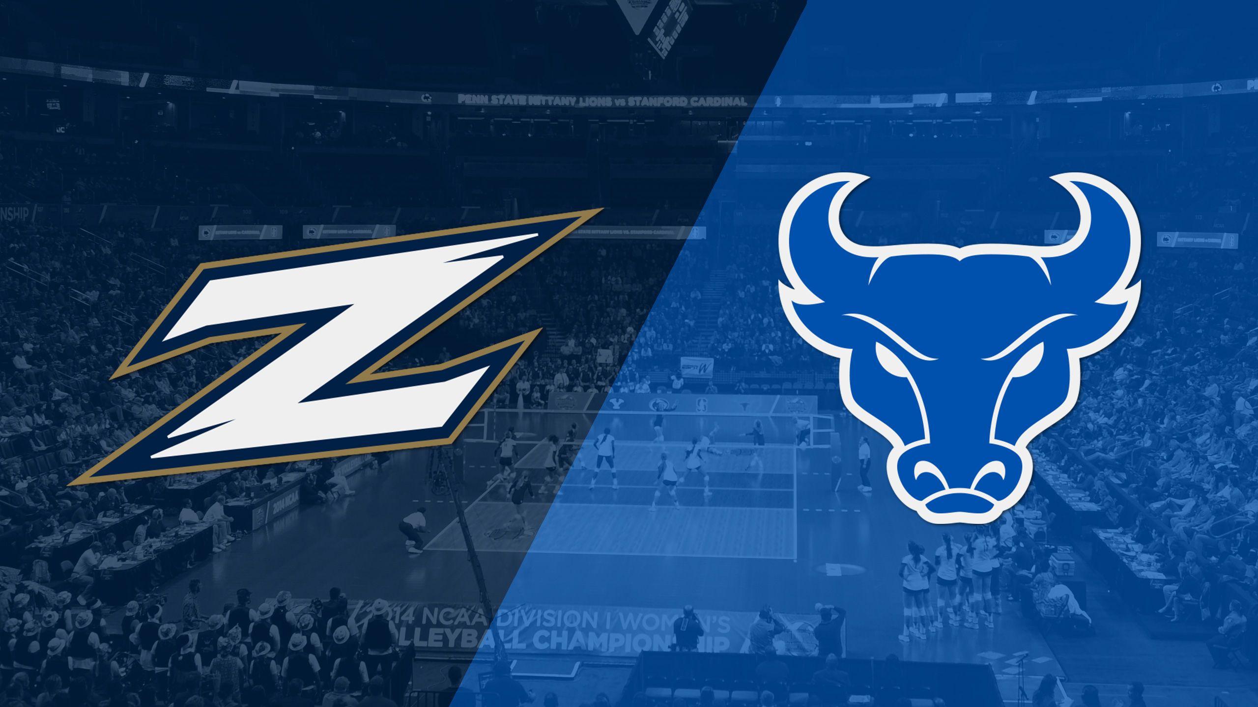 Akron vs. Buffalo (W Volleyball)