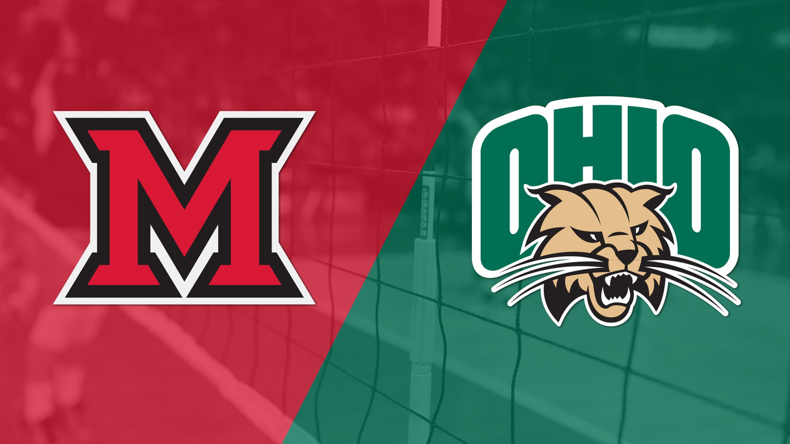 Miami (OH) vs. Ohio (W Volleyball)