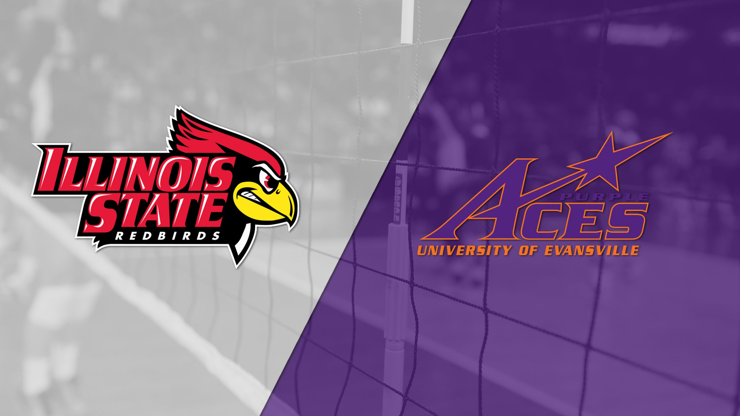 Illinois State vs. Evansville (W Volleyball)