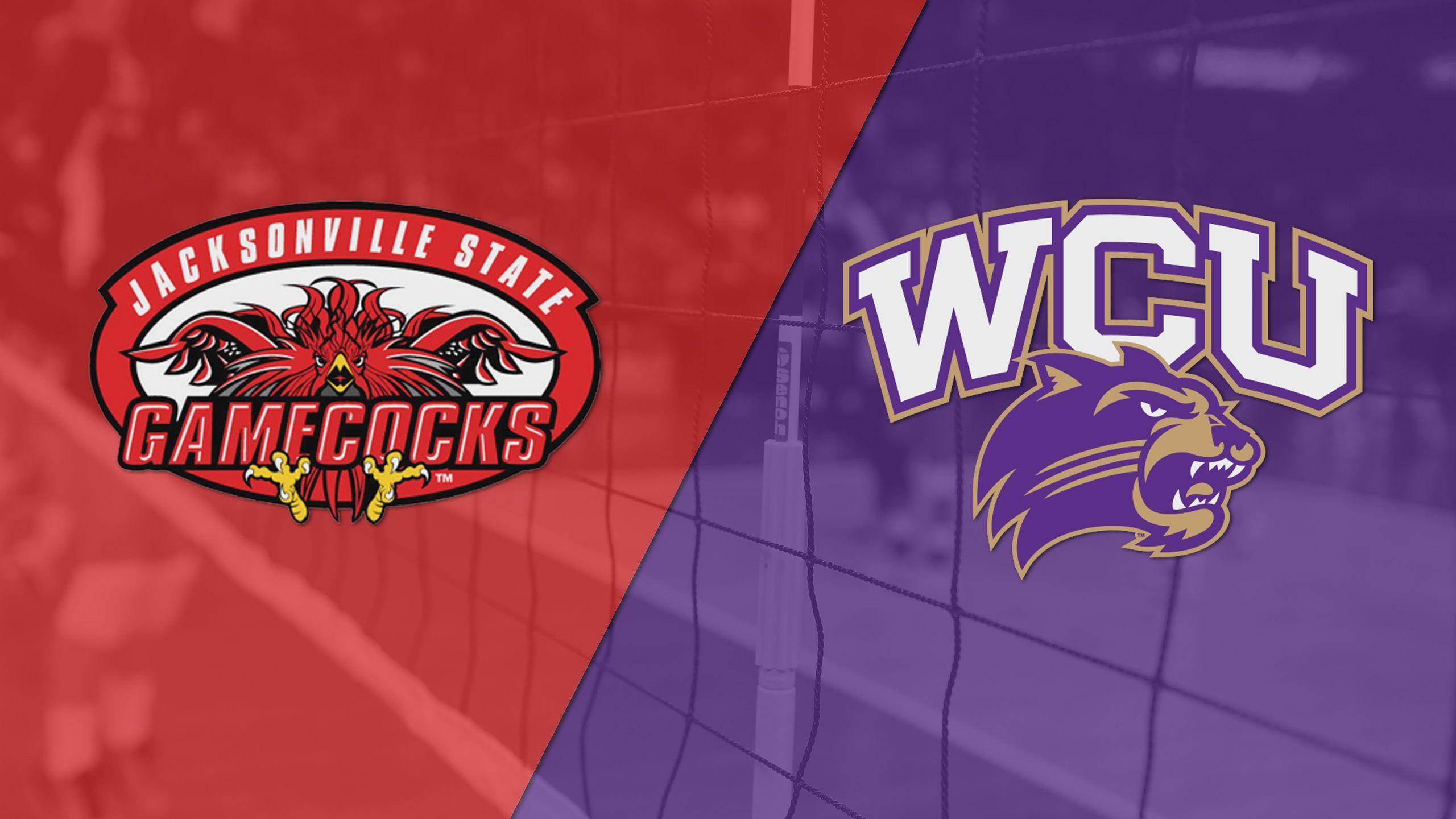 Jacksonville State vs. Western Carolina (W Volleyball)