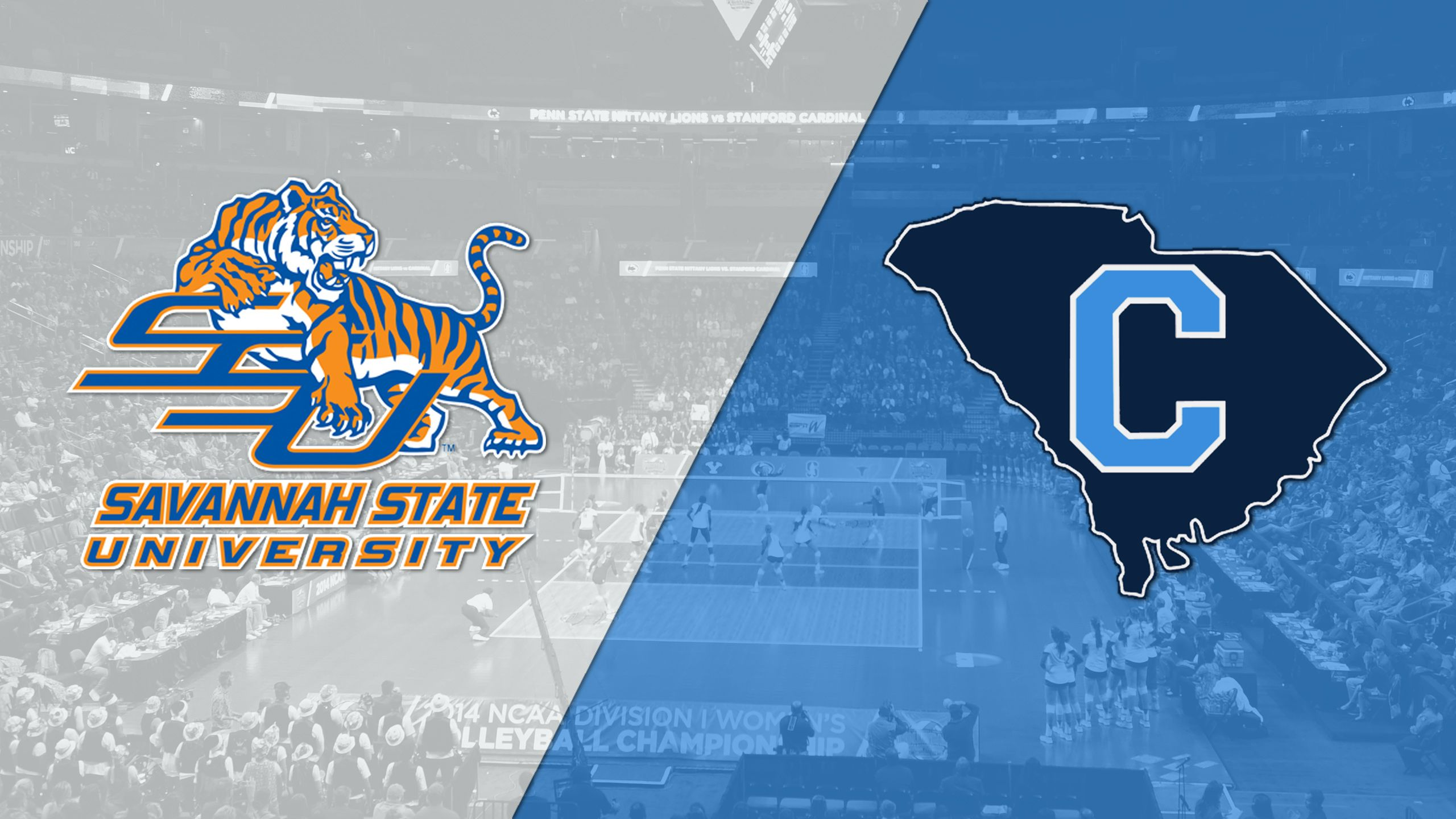 Savannah State vs. The Citadel (W Volleyball)