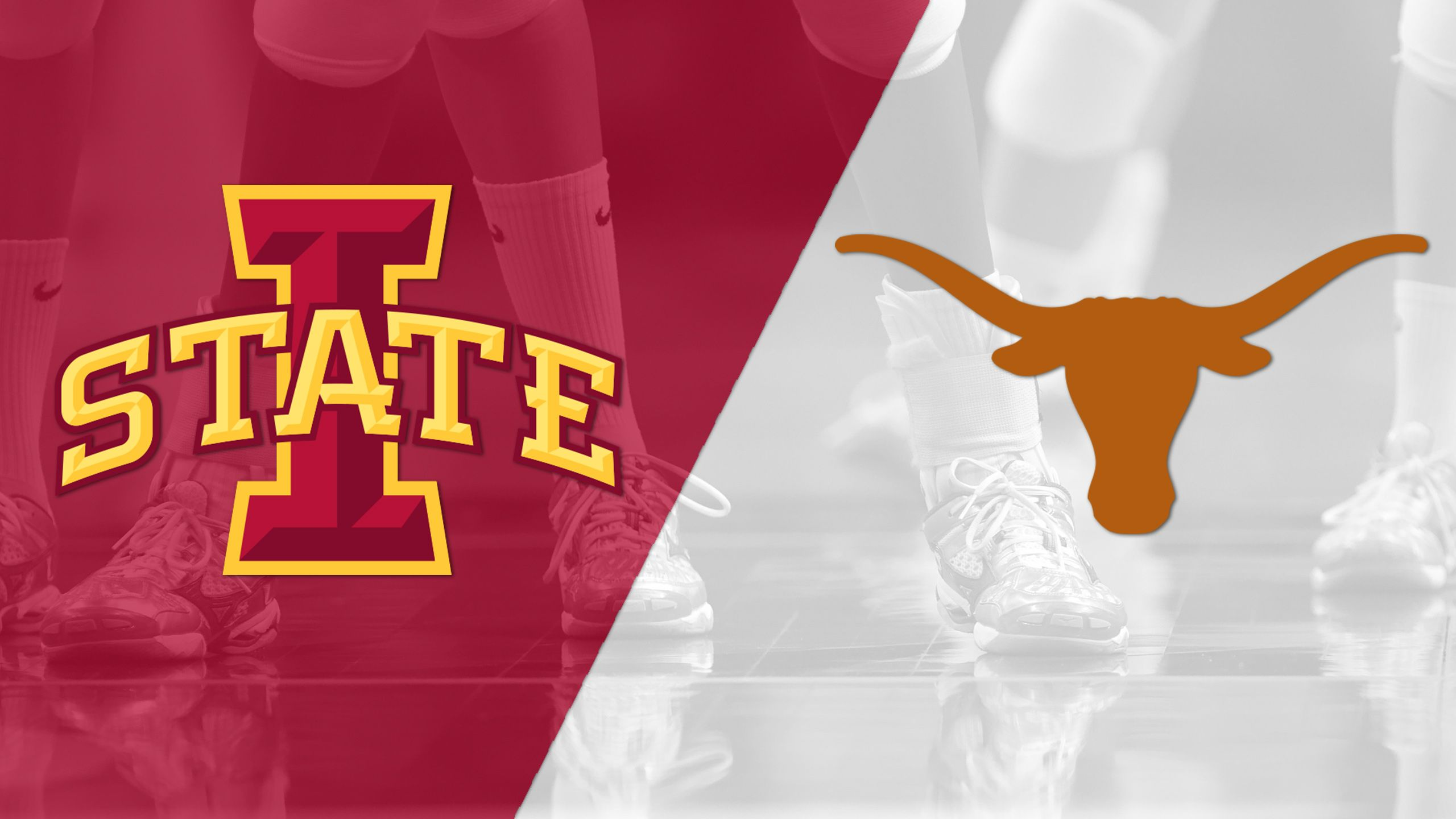 #23 Iowa State vs. #3 Texas (W Volleyball) (re-air)