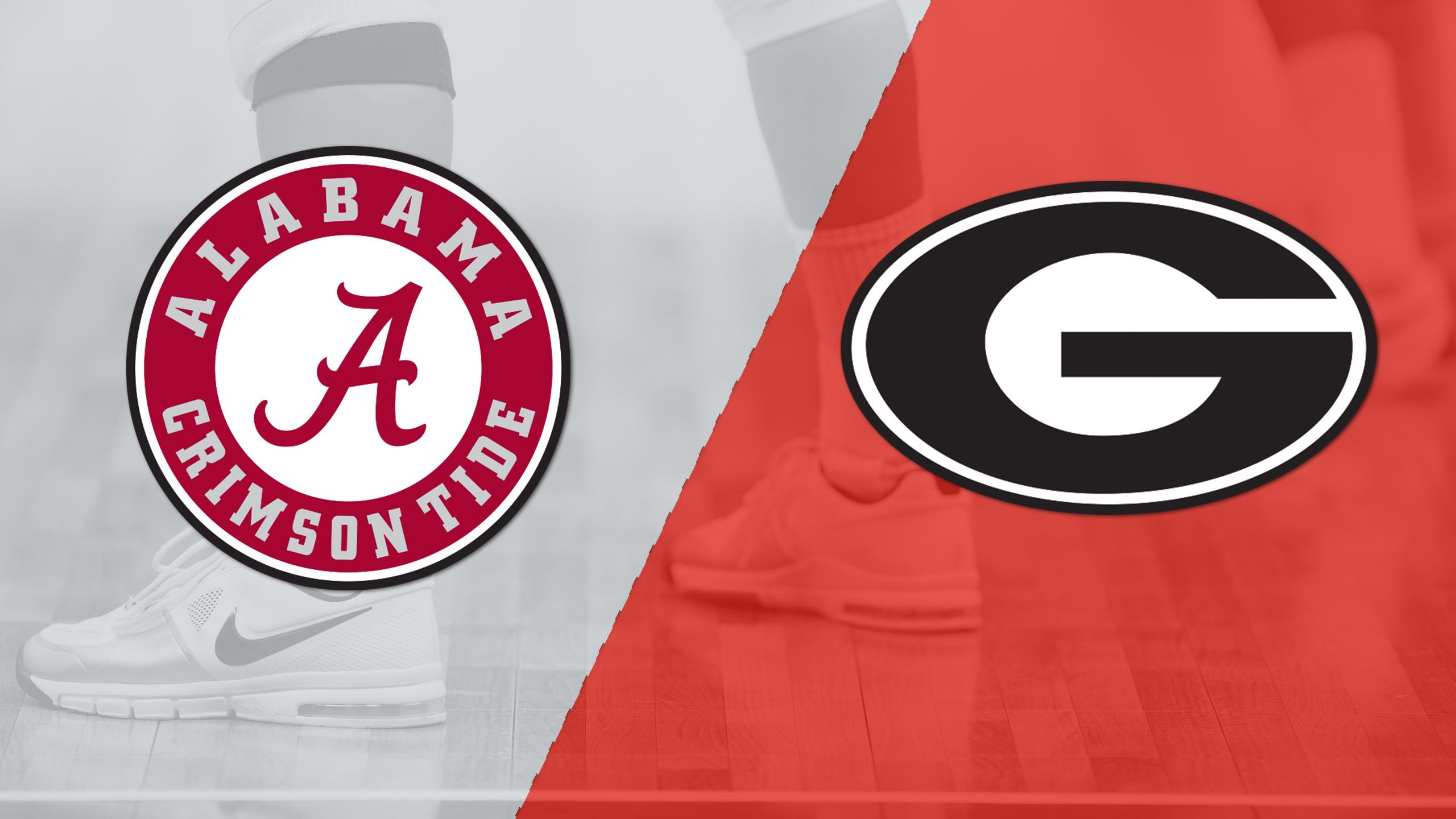 Alabama vs. Georgia (W Volleyball) (re-air)