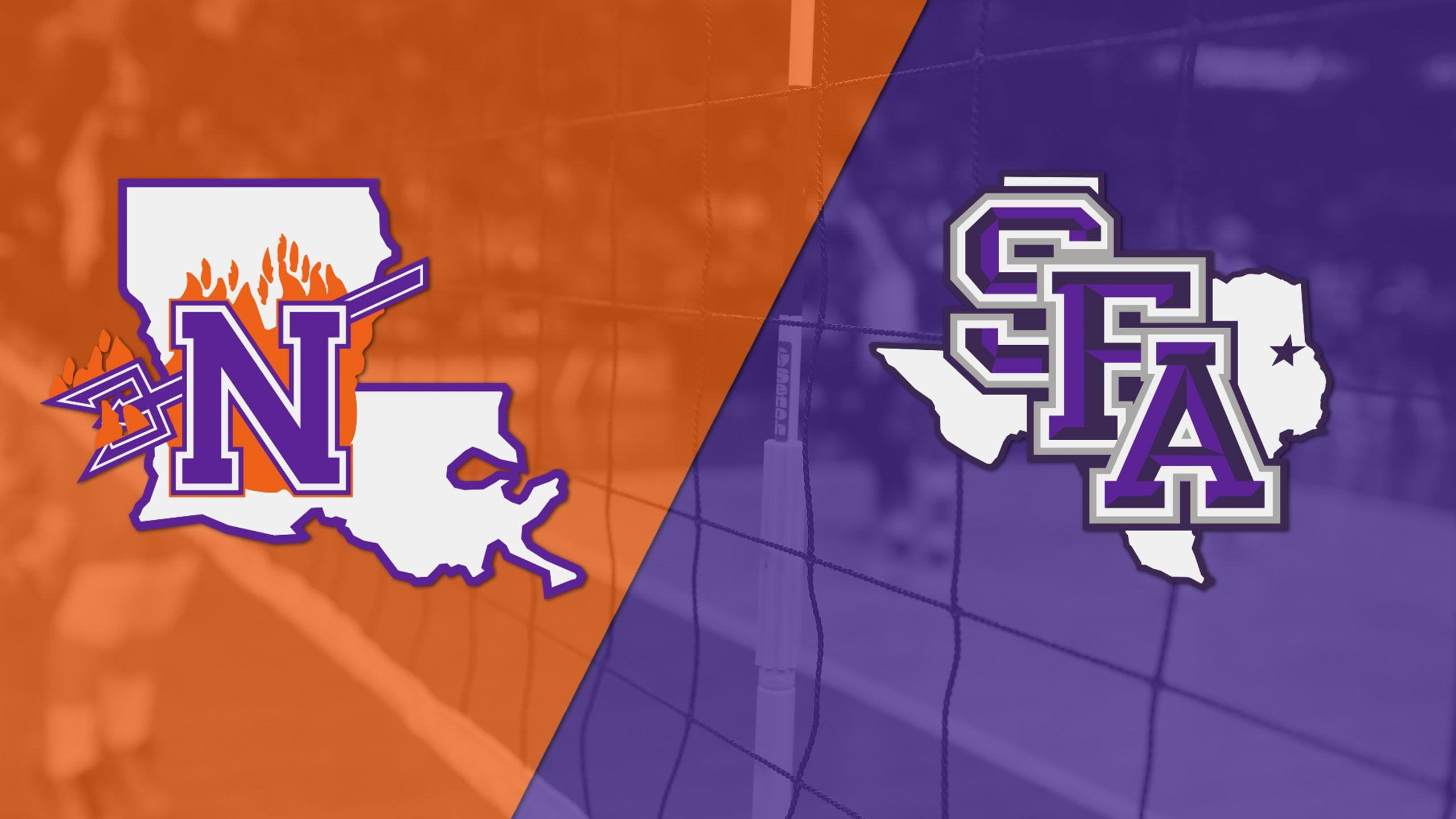Northwestern State vs. Stephen F. Austin (W Volleyball)