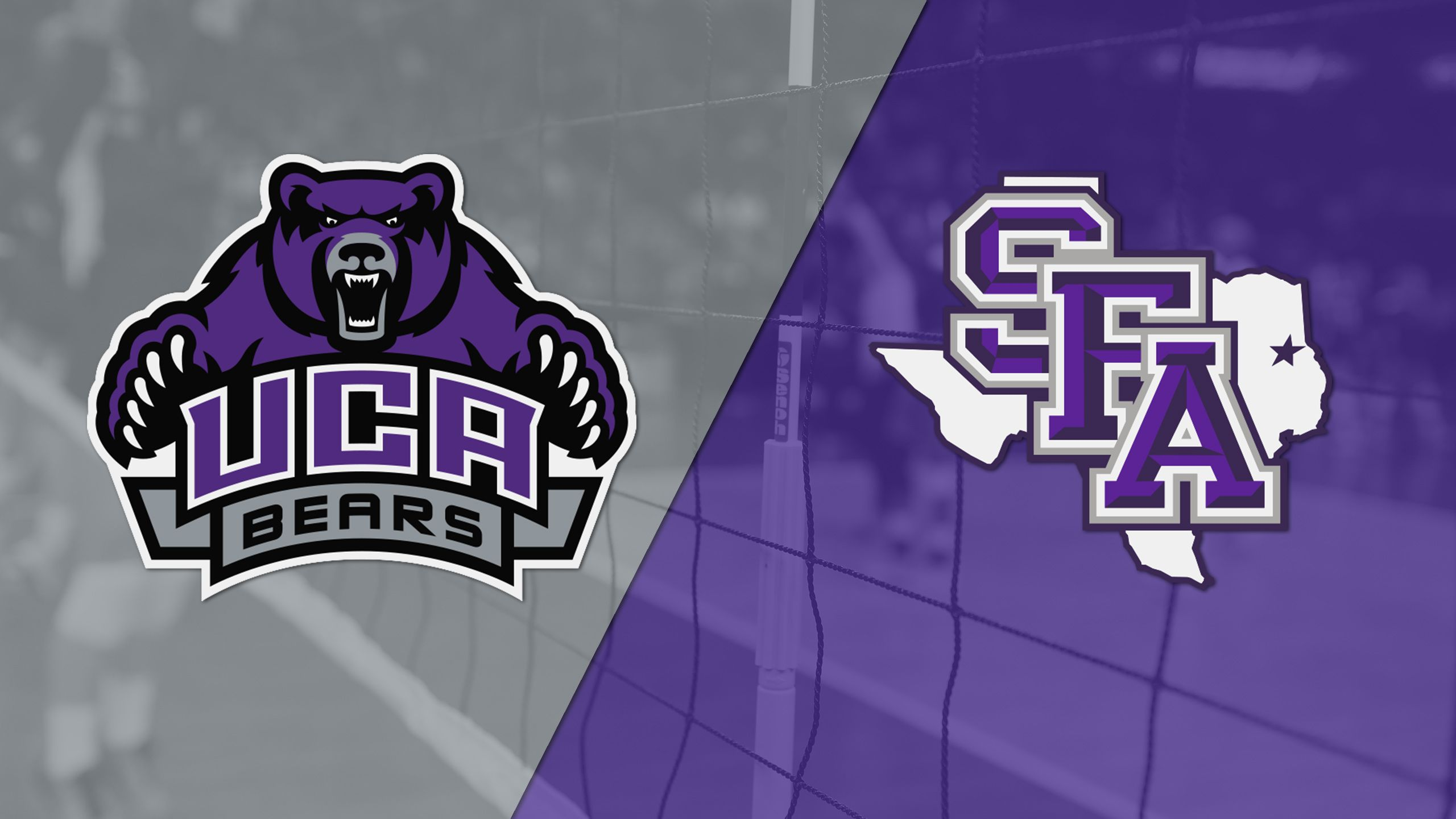 Central Arkansas vs. Stephen F. Austin (W Volleyball)