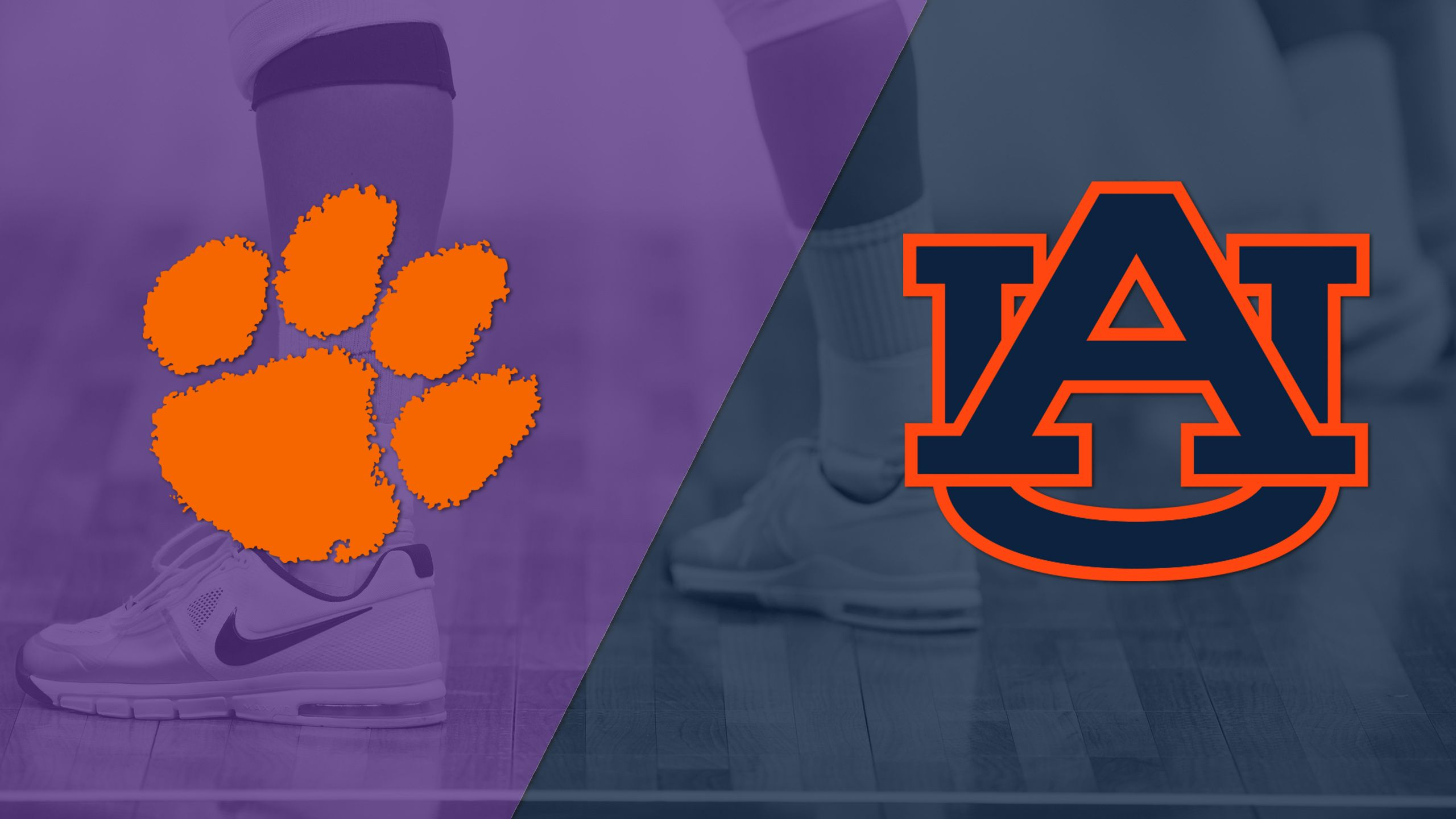 Clemson vs. Auburn (W Volleyball)