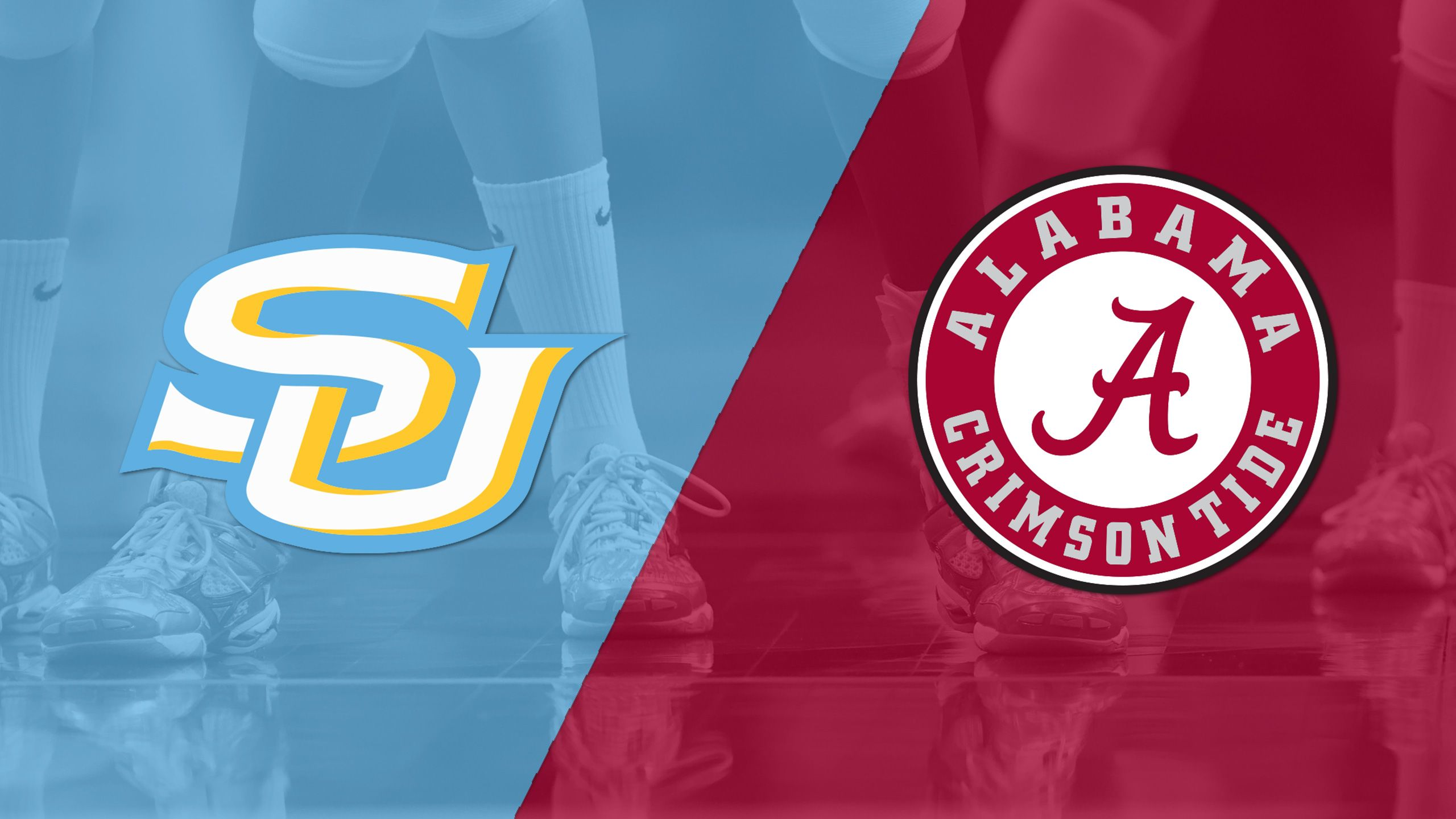 Southern vs. Alabama (W Volleyball)