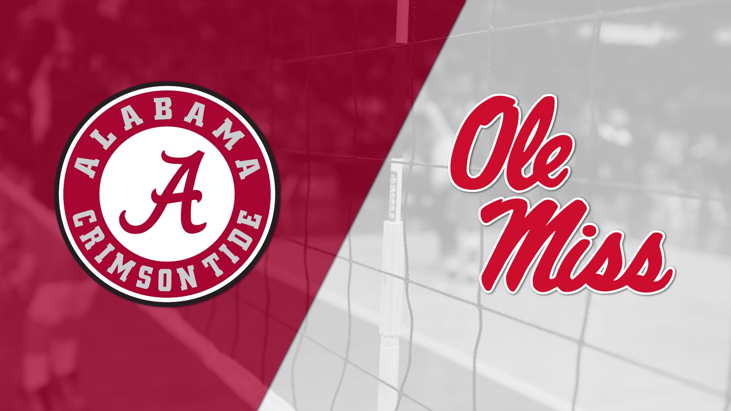 Alabama vs. Ole Miss (W Volleyball)