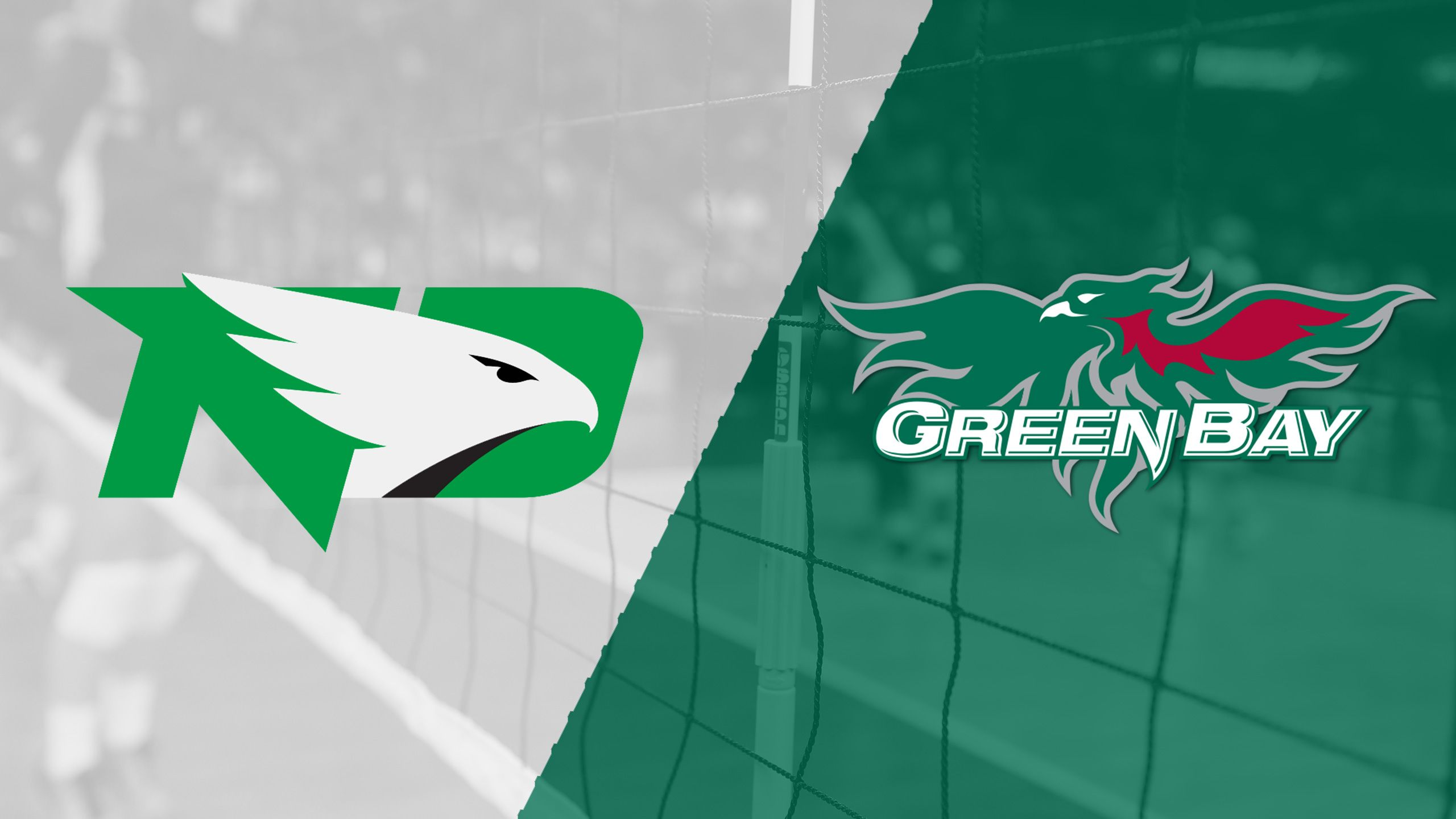 North Dakota vs. Green Bay (W Volleyball)