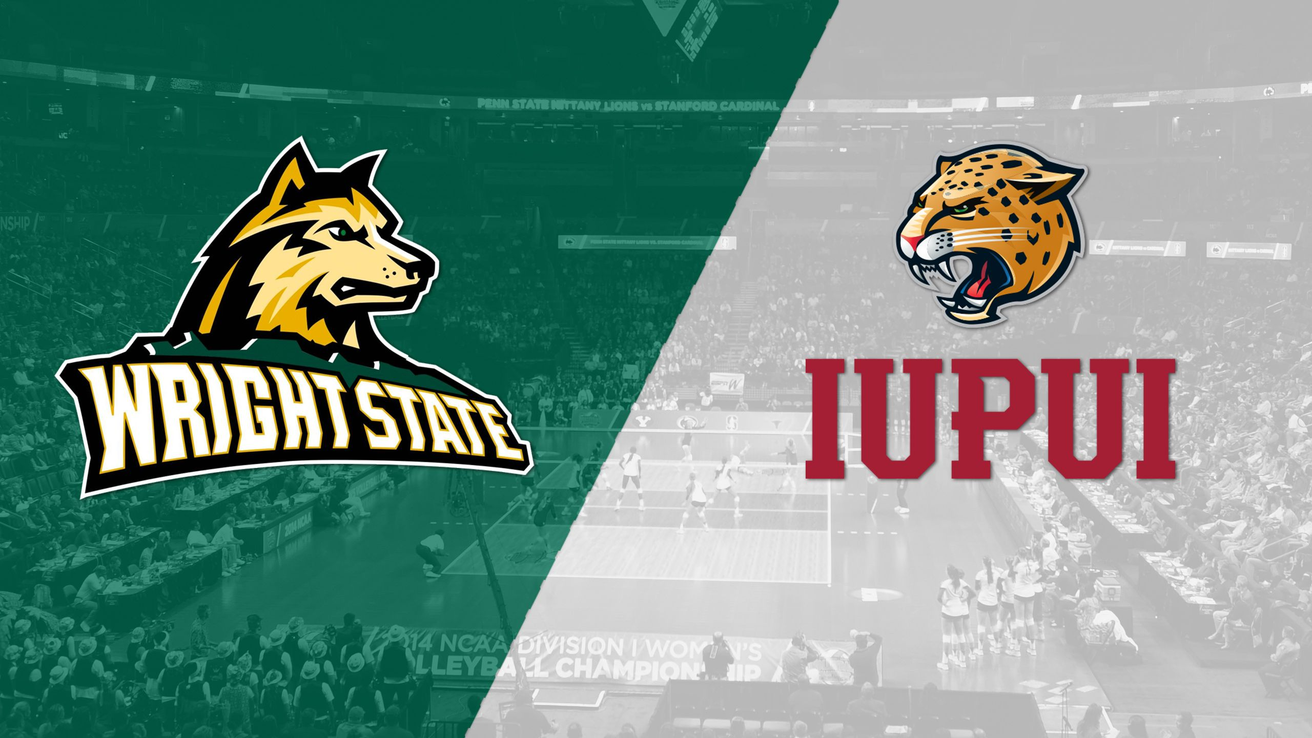 Wright State vs. IUPUI (W Volleyball)