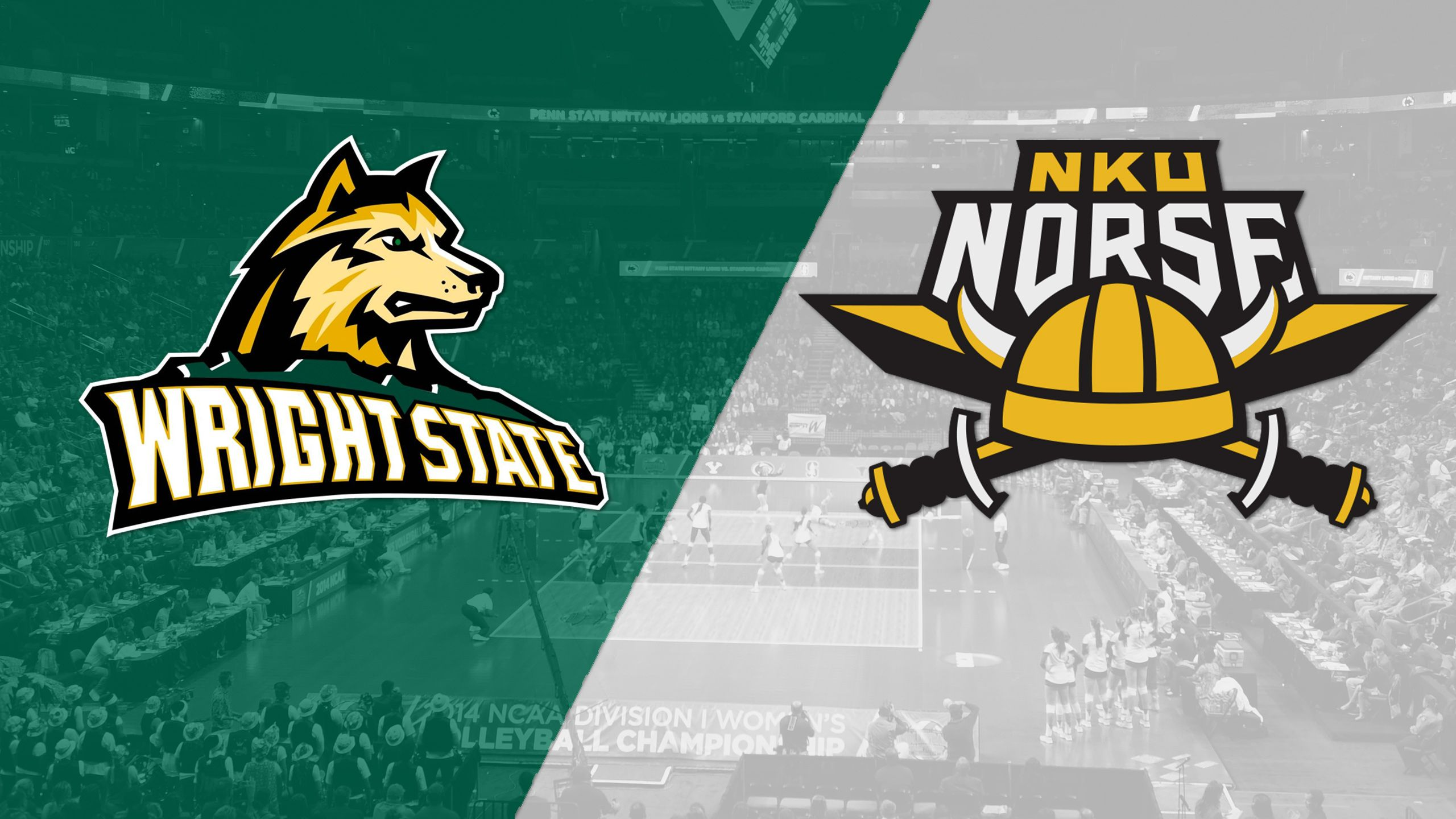 Wright State vs. Northern Kentucky (W Volleyball)