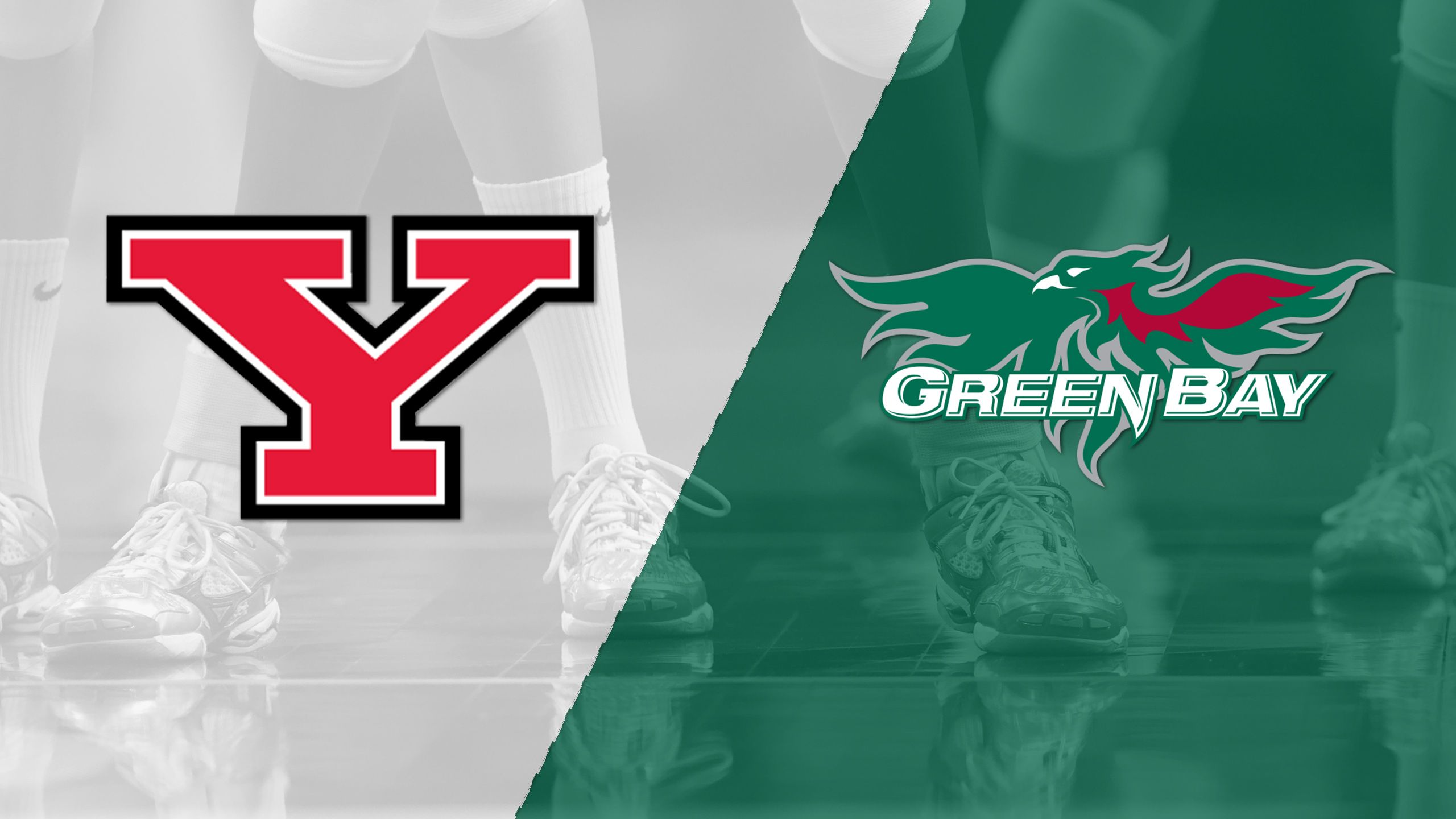 Youngstown State vs. Green Bay (W Volleyball)