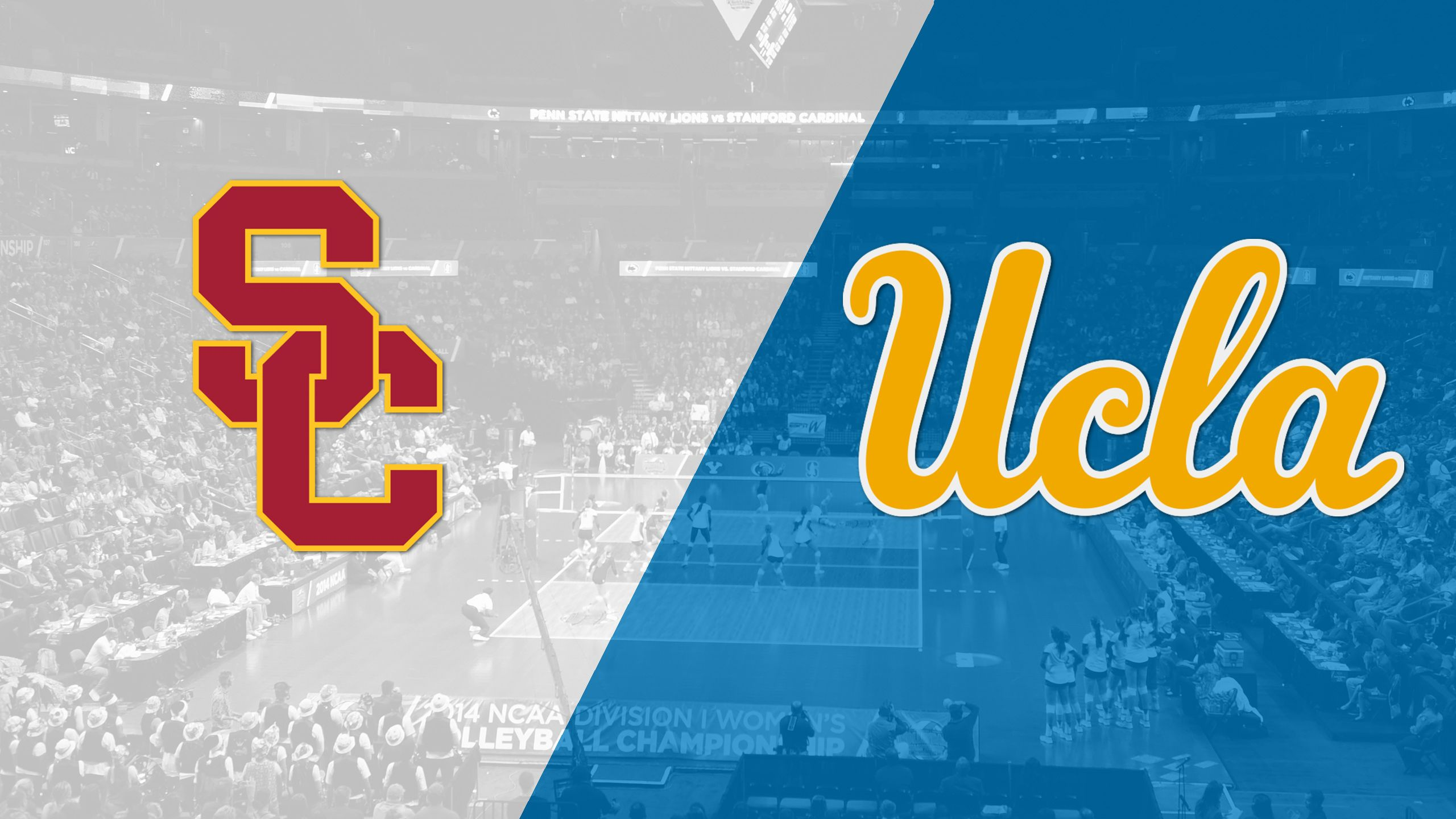 #21 USC vs. #11 UCLA (W Volleyball)