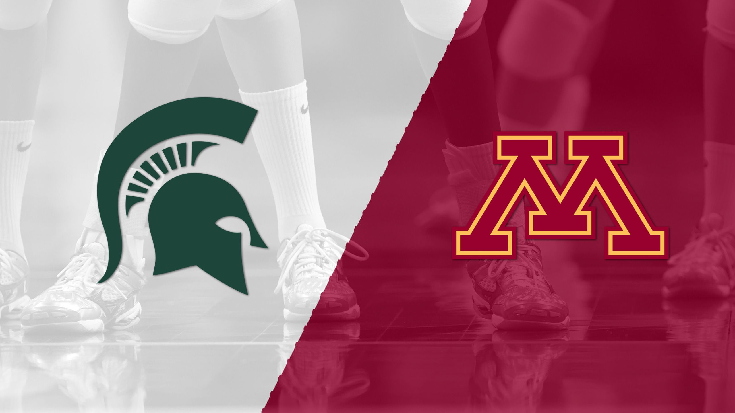 Michigan State vs. #1 Minnesota (W Volleyball)