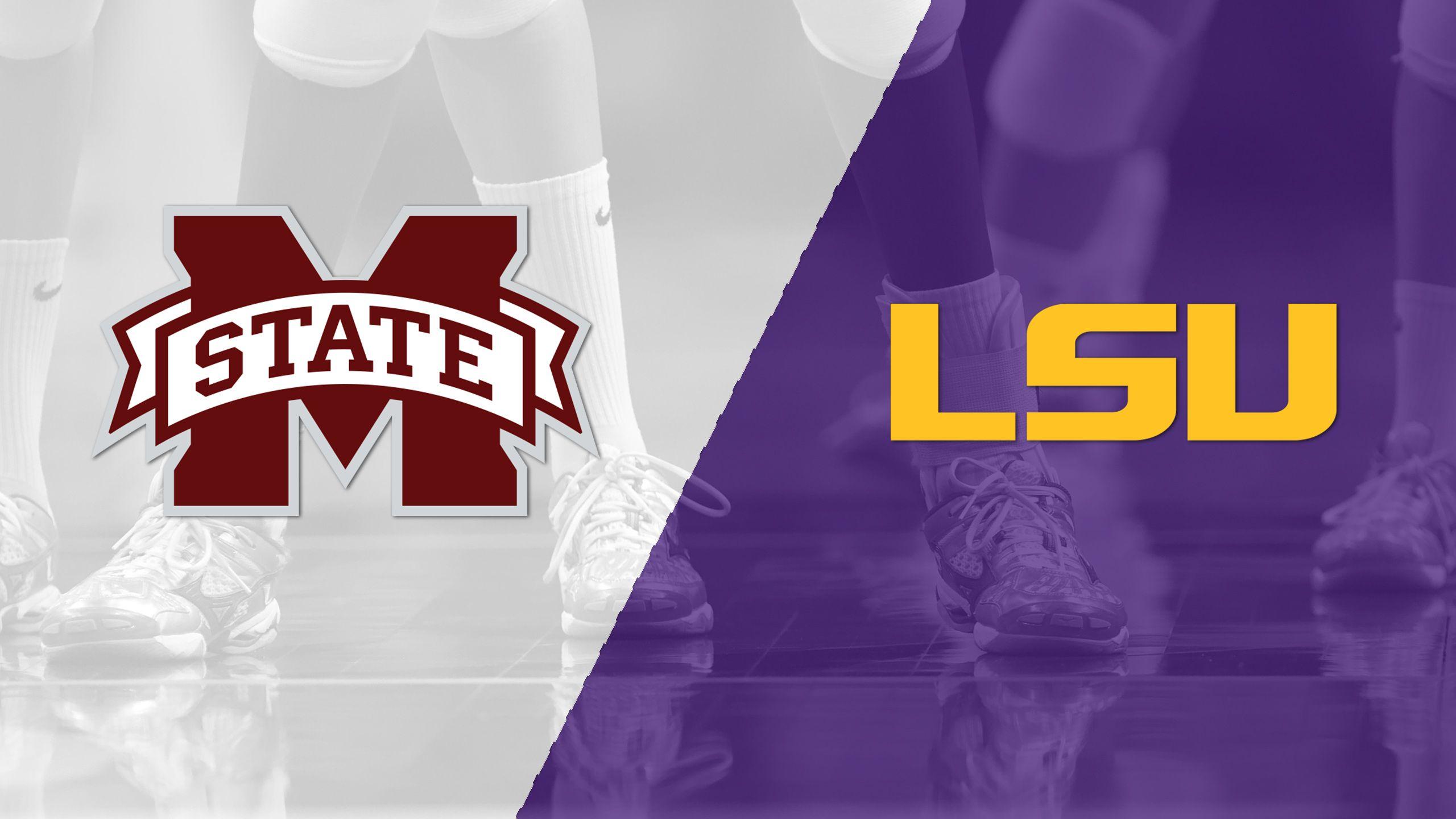 Mississippi State vs. LSU (W Volleyball)