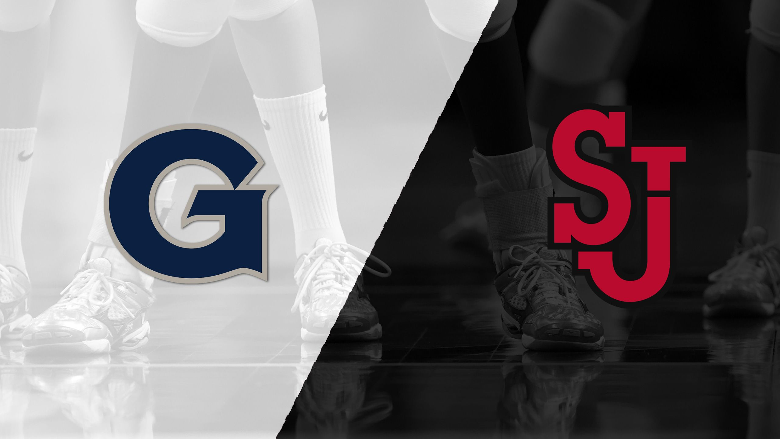 Georgetown vs. St. John's (W Volleyball)