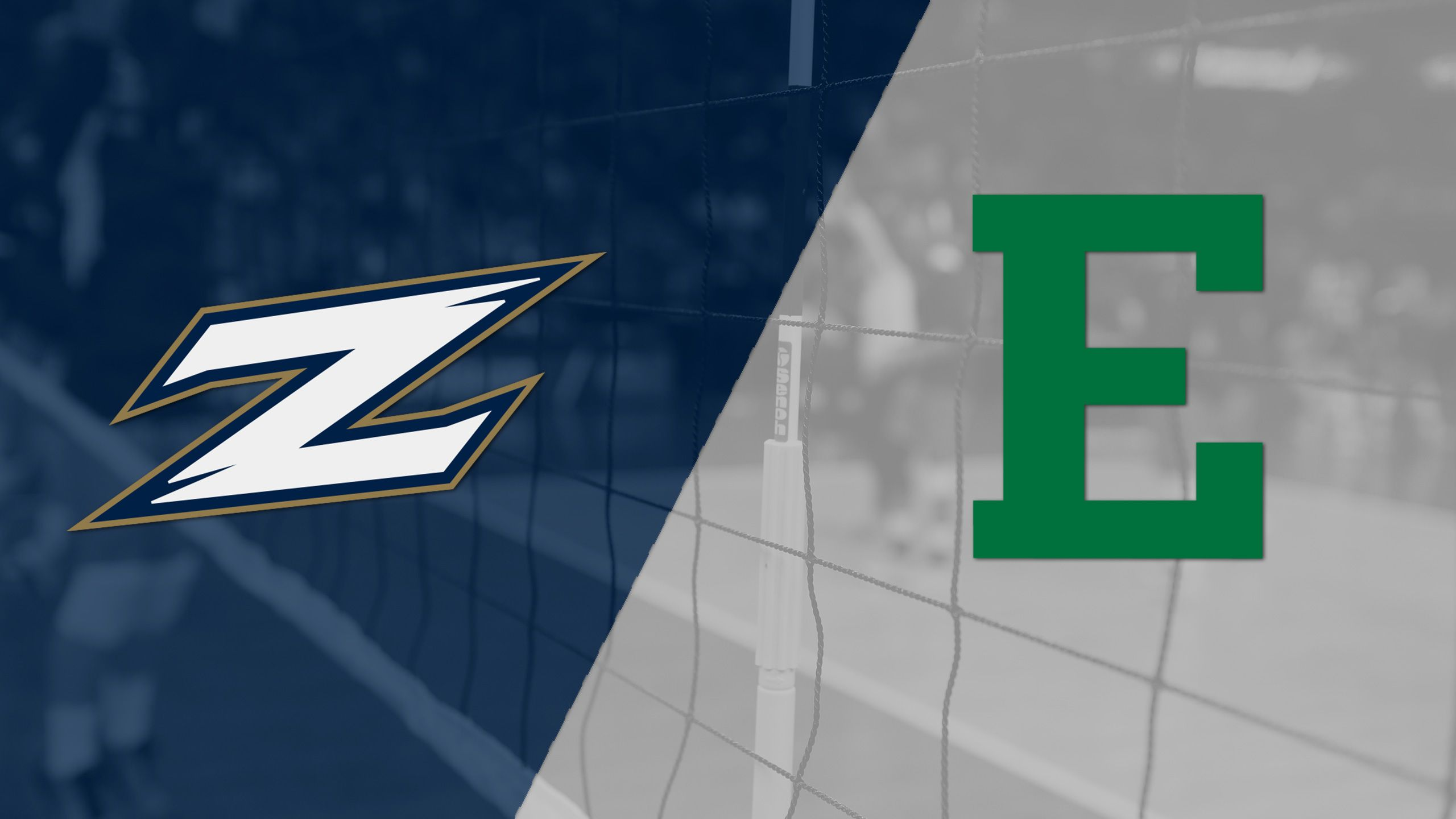 Akron vs. Eastern Michigan (W Volleyball)