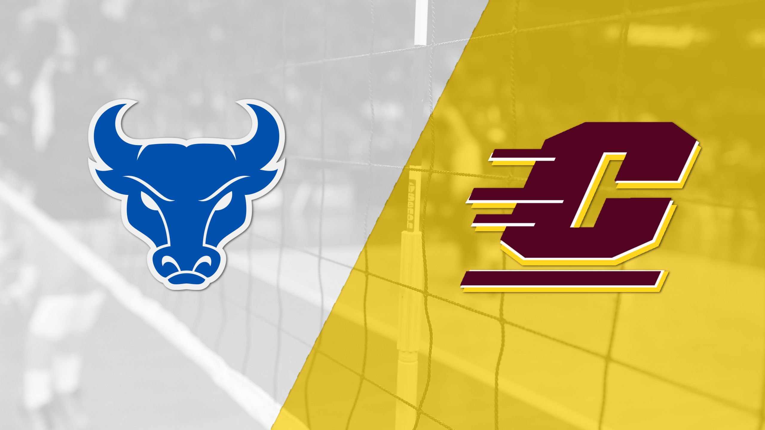 Buffalo vs. Central Michigan (W Volleyball)