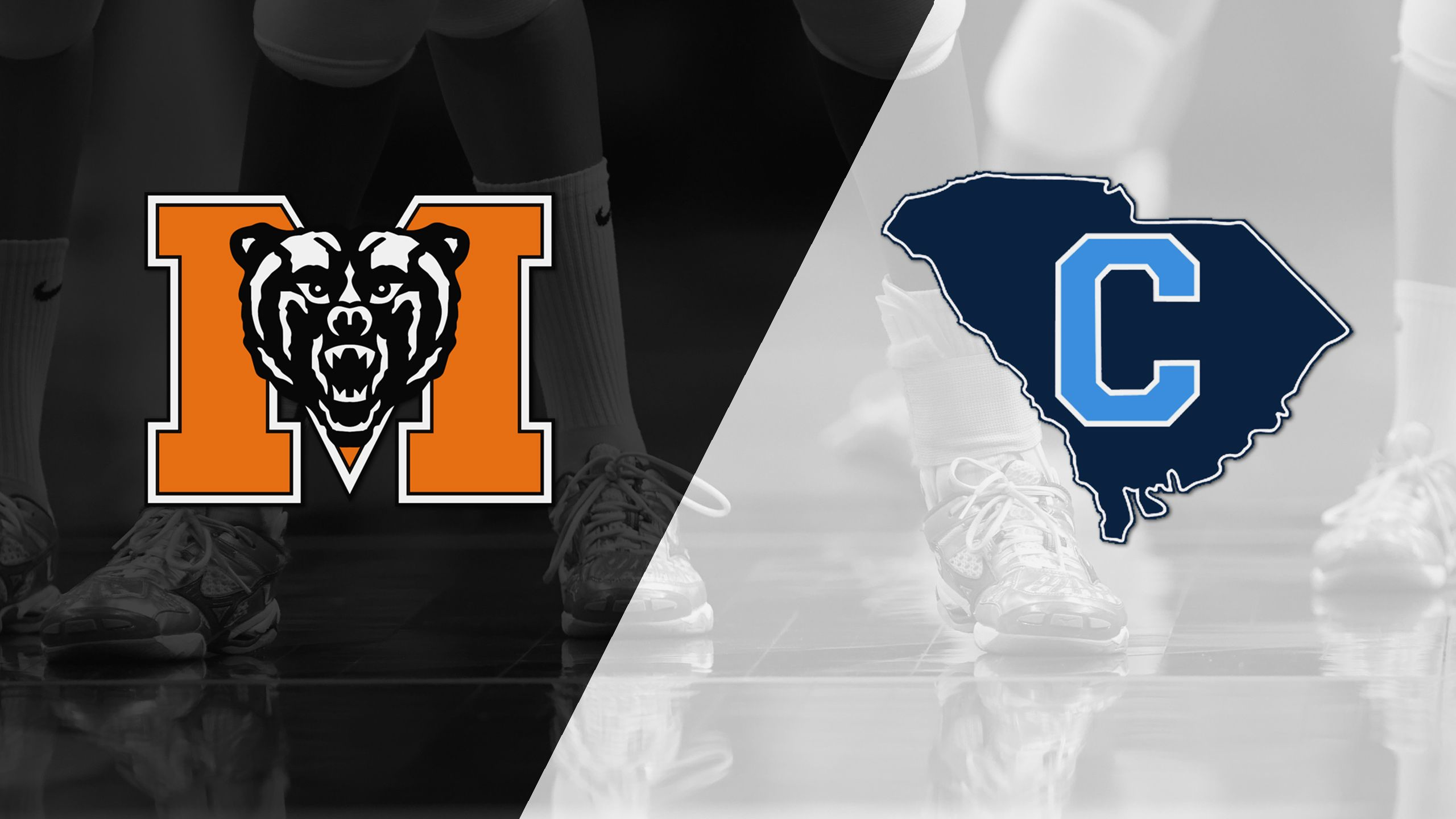Mercer vs. The Citadel (W Volleyball)