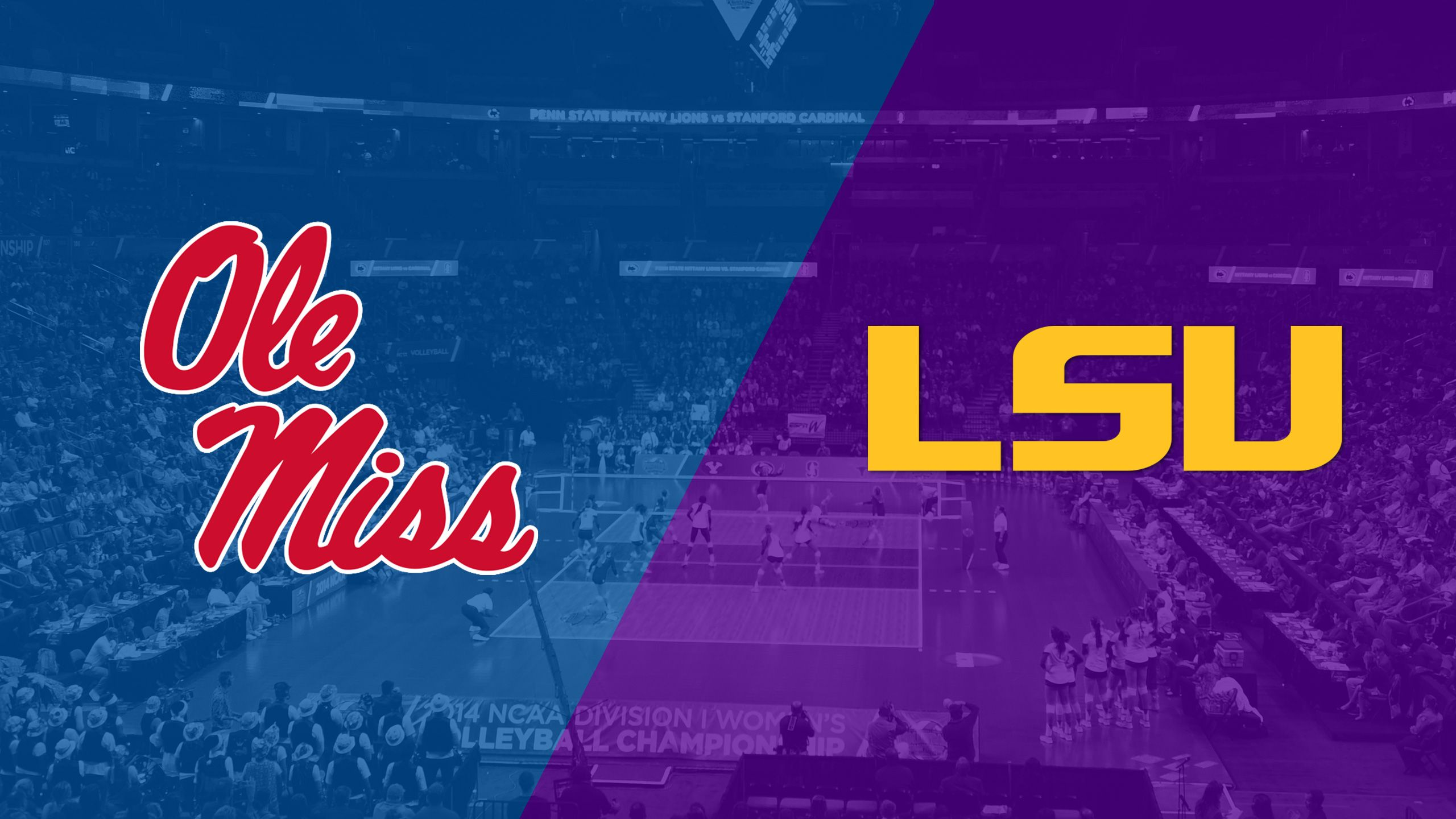 Ole Miss vs. LSU (W Volleyball)