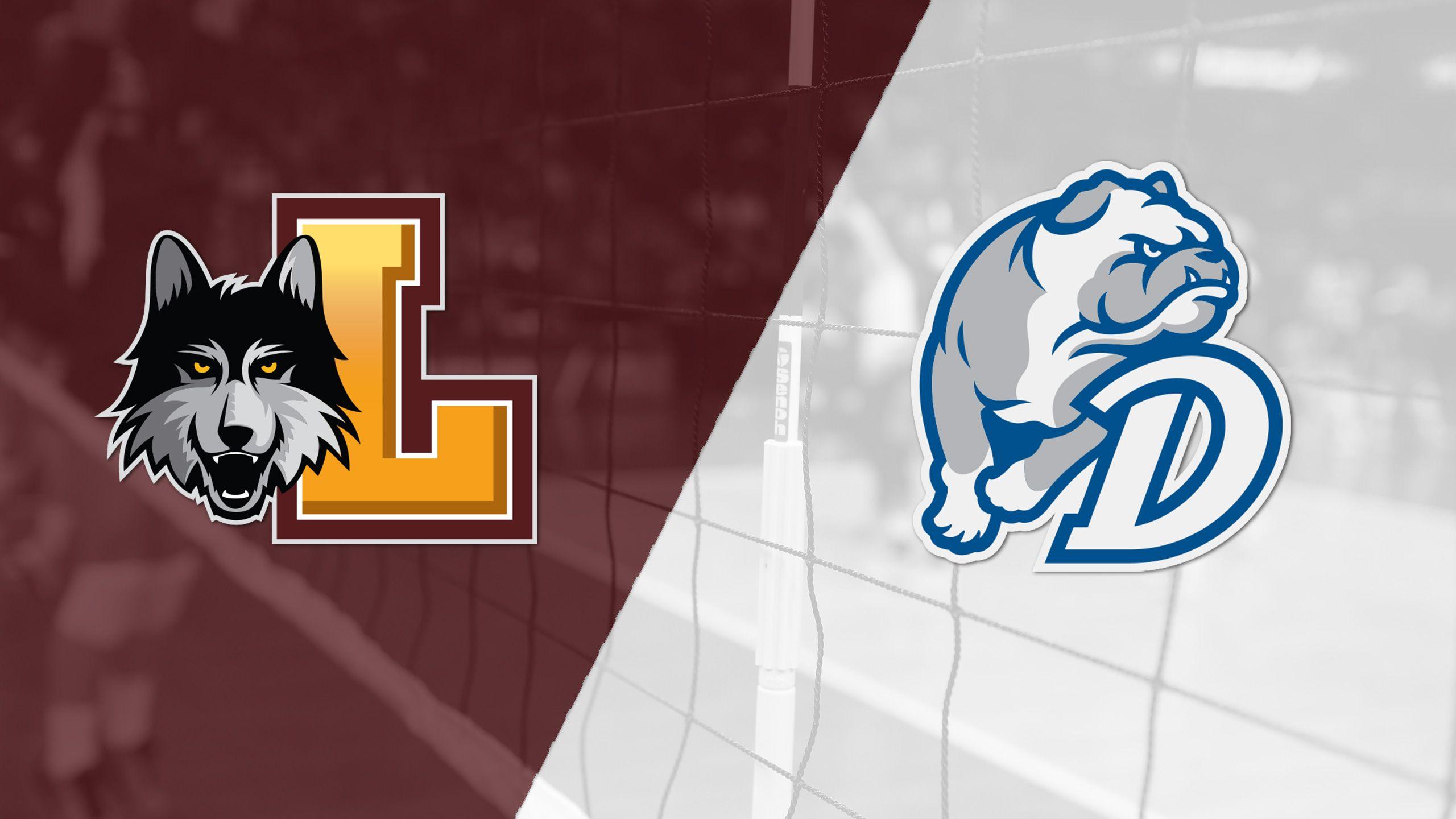 Loyola-Chicago vs. Drake (W Volleyball)
