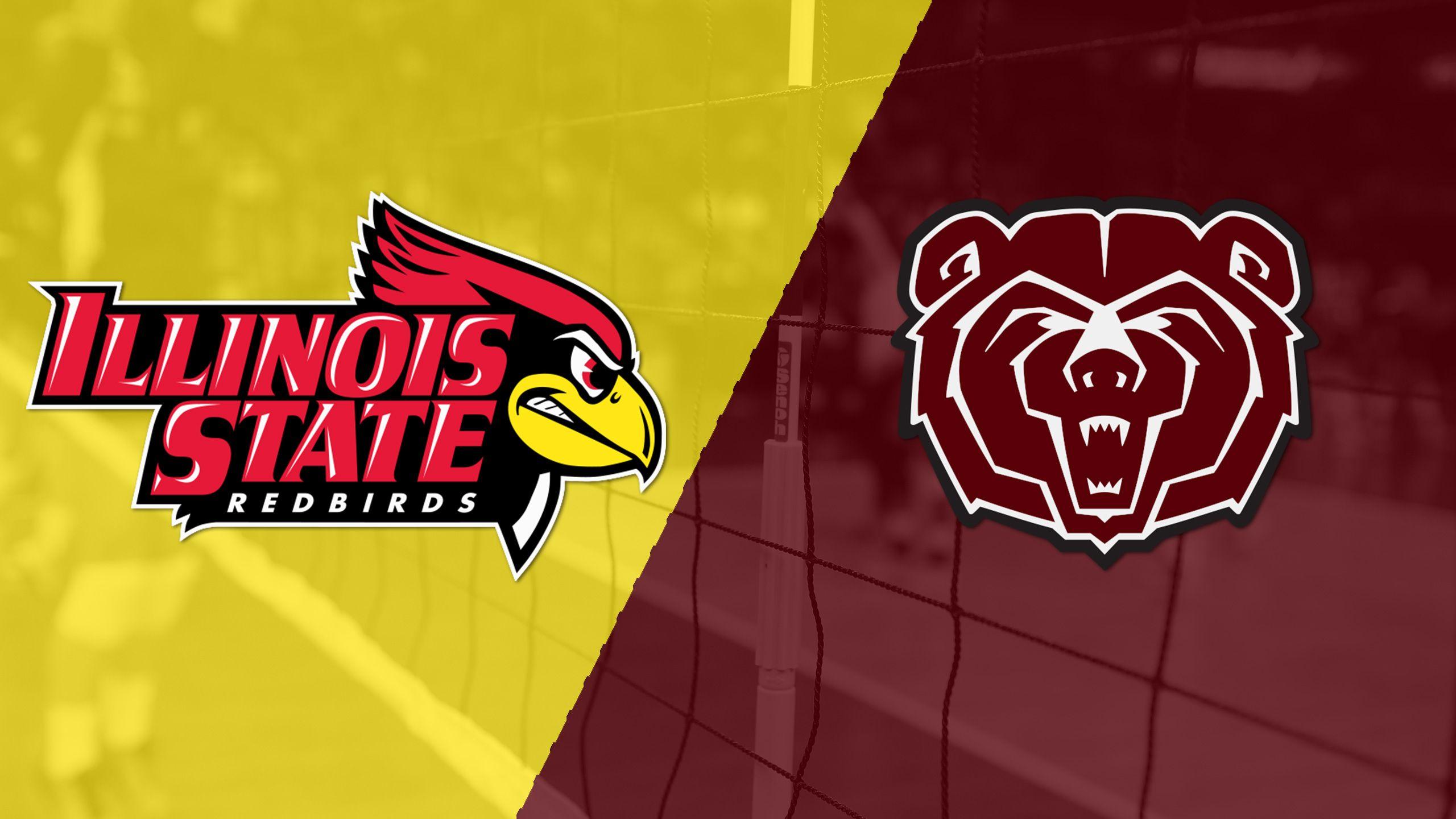 Illinois State vs. Missouri State (W Volleyball)