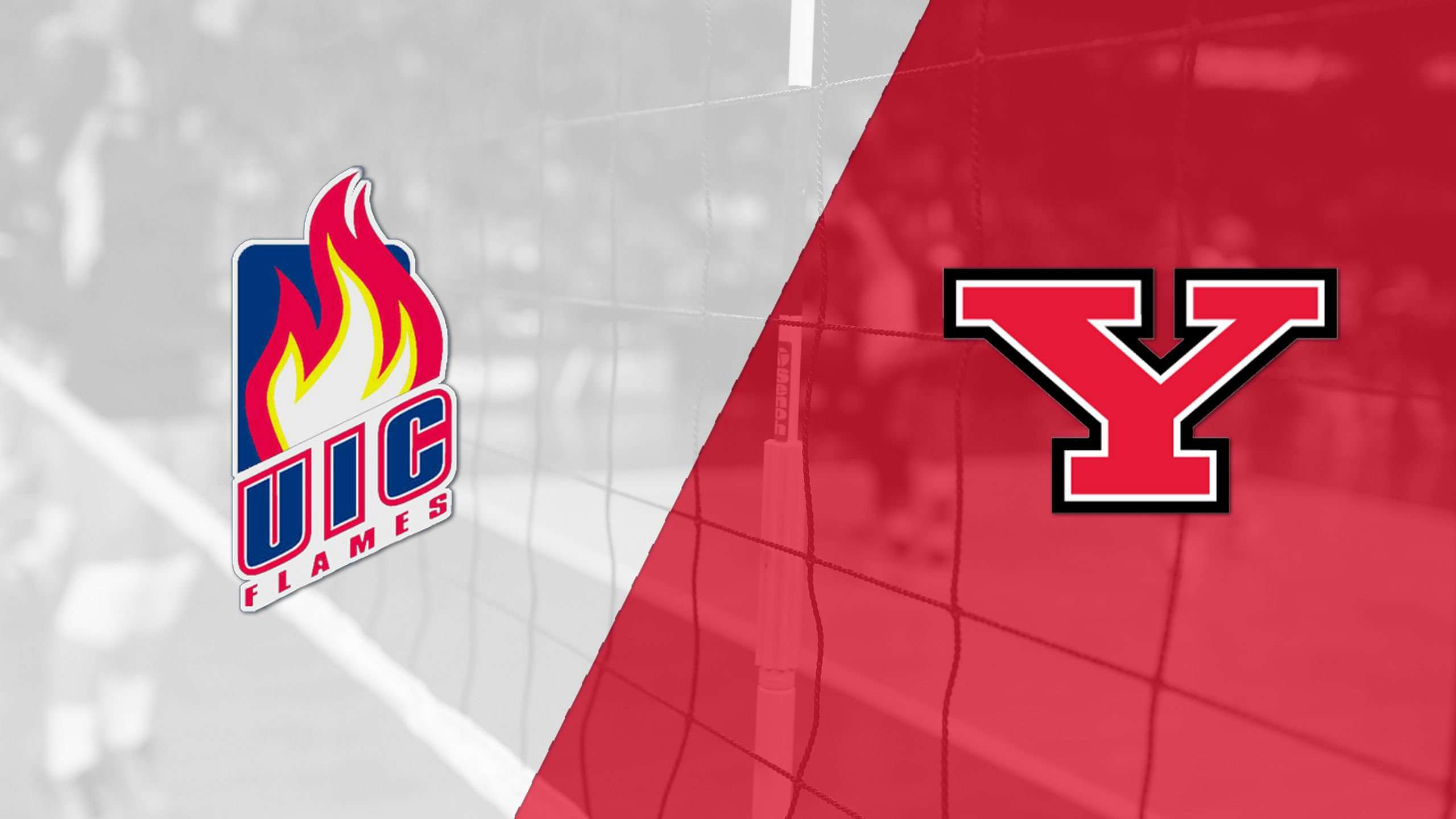 UIC vs. Youngstown State (W Volleyball)