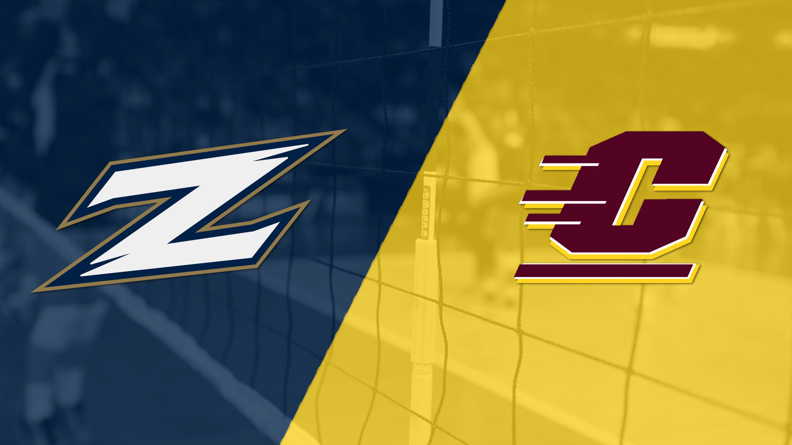 Akron vs. Central Michigan (W Volleyball)